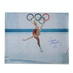 """Tonya Harding Autographed 20"""" x 16"""" Photo"""