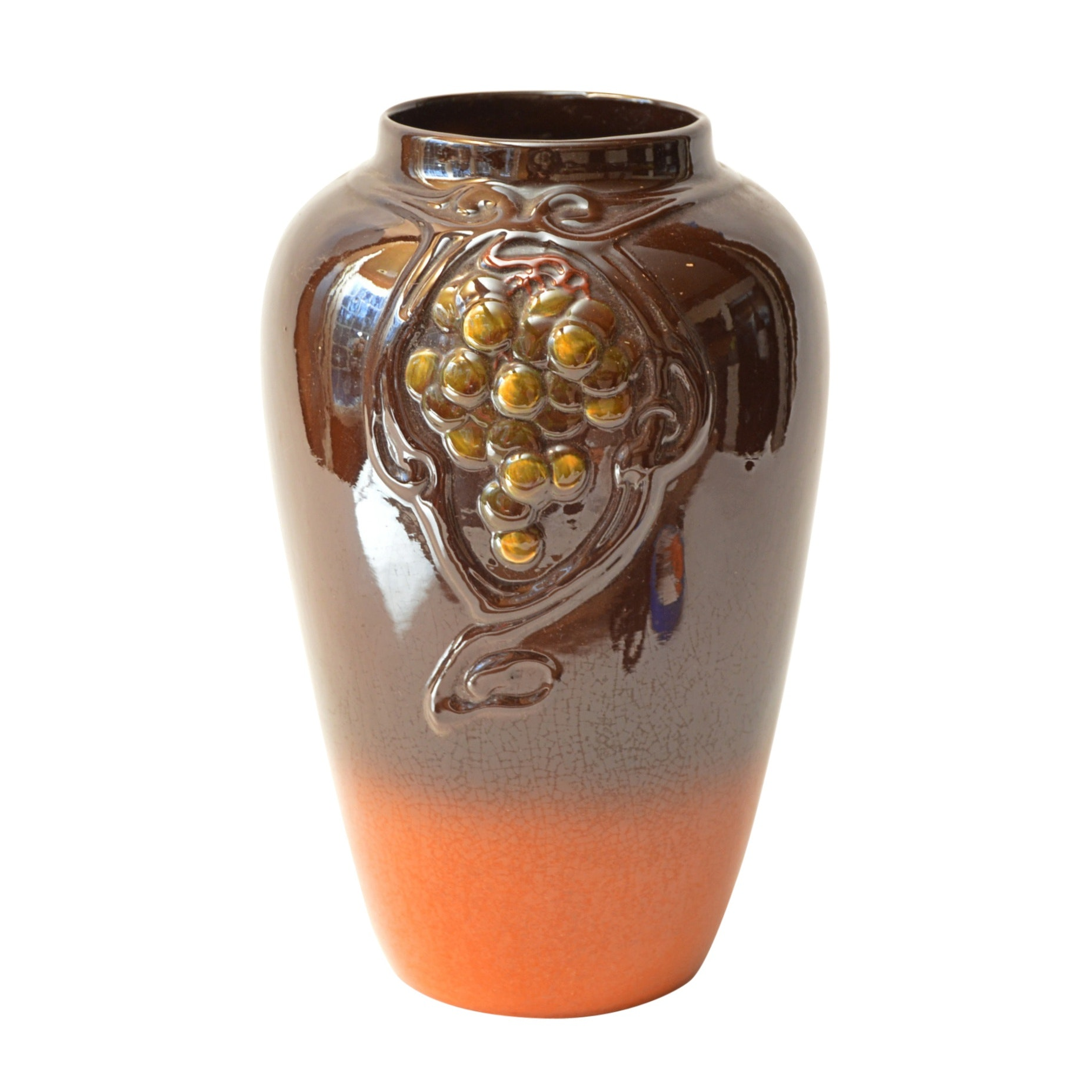 "Weller Pottery ""Floretta"" Vase, Early 20th Century"