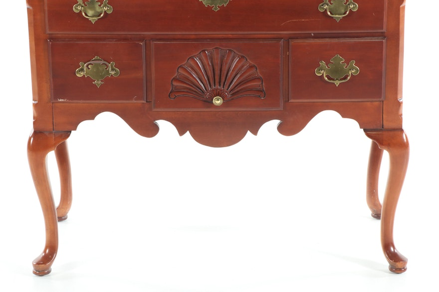 Quot American Craftsman Collection Quot Cherry Highboy By Stanley