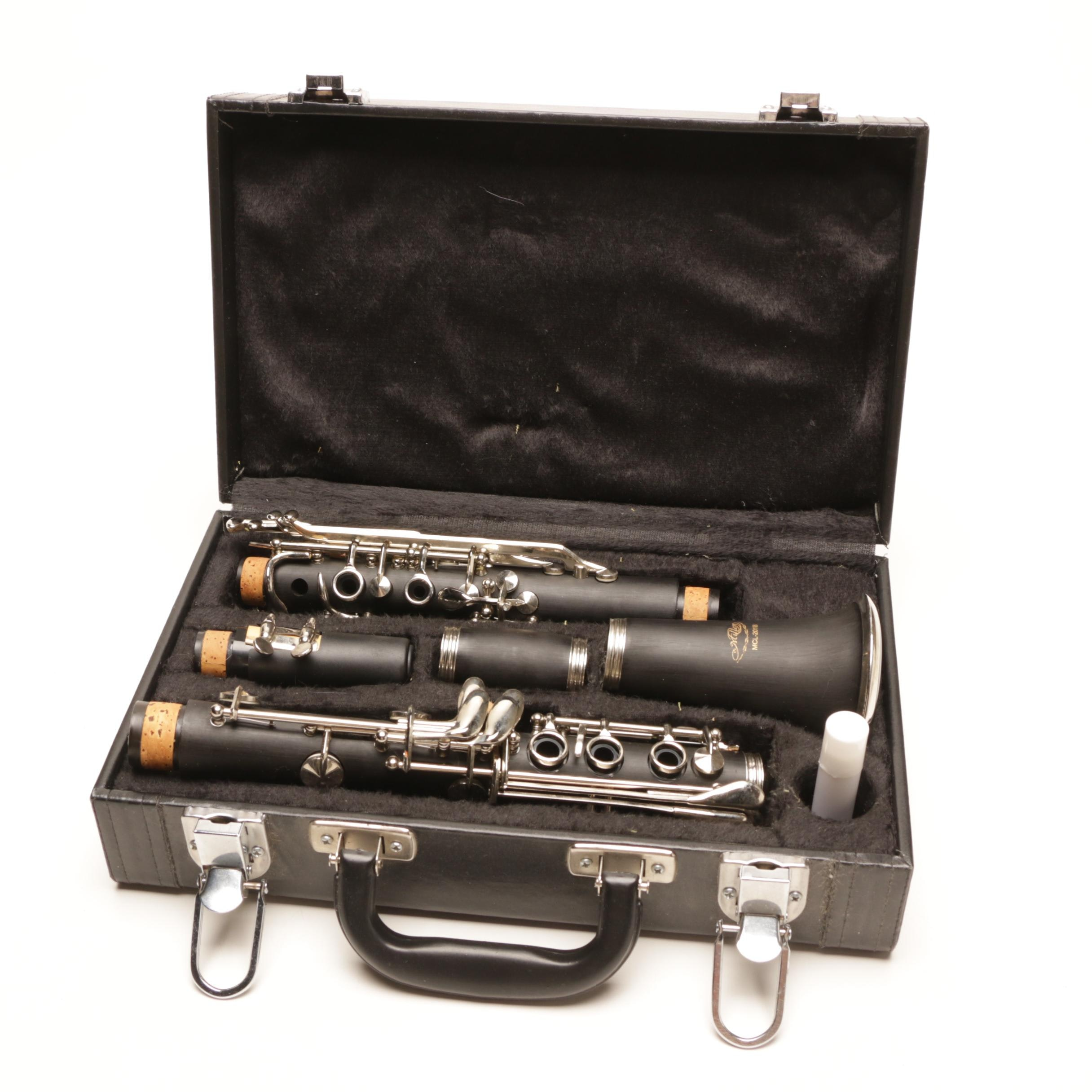 Miller MCL-201B Clarinet with Case