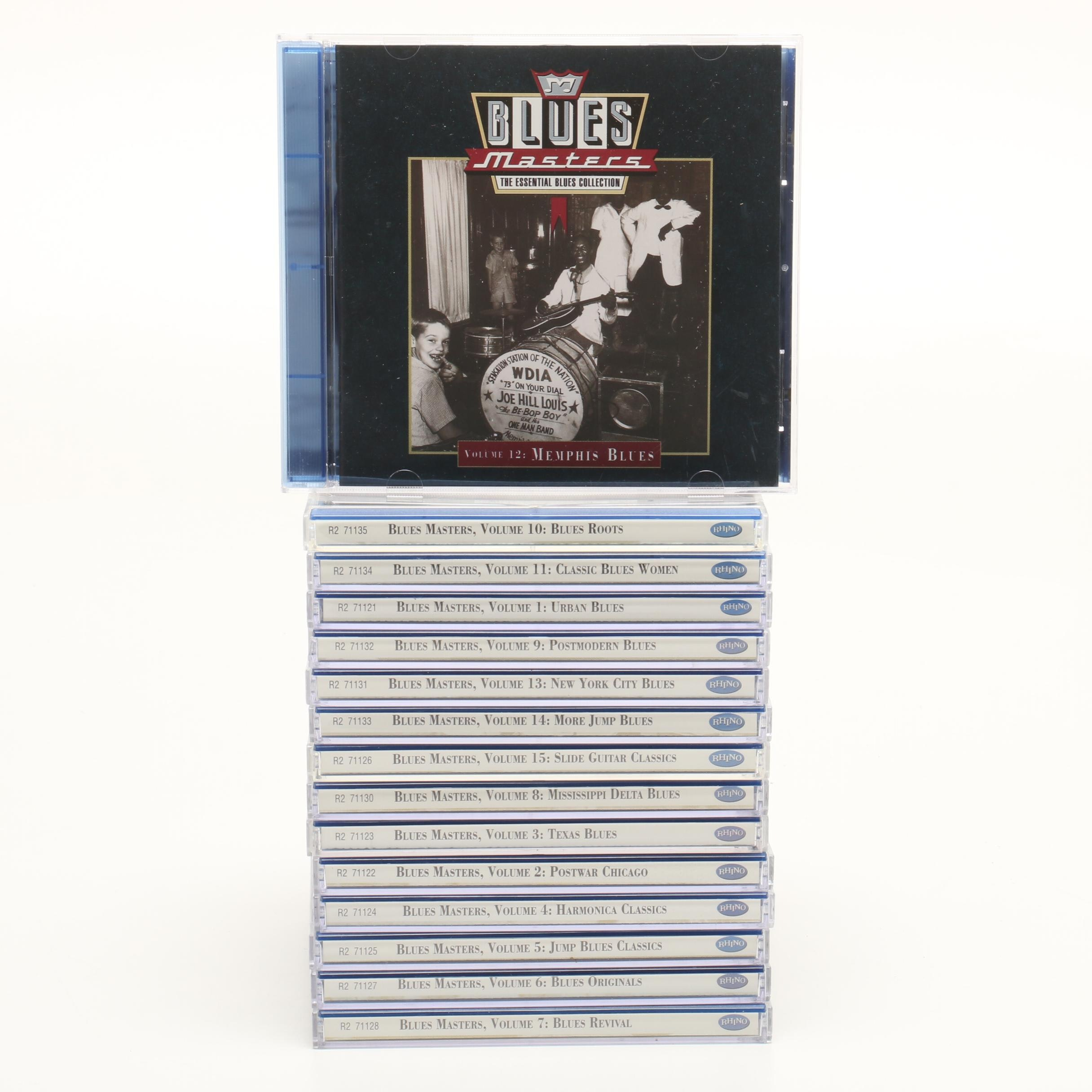 Blues Masters The Essential Blues Collection CDs