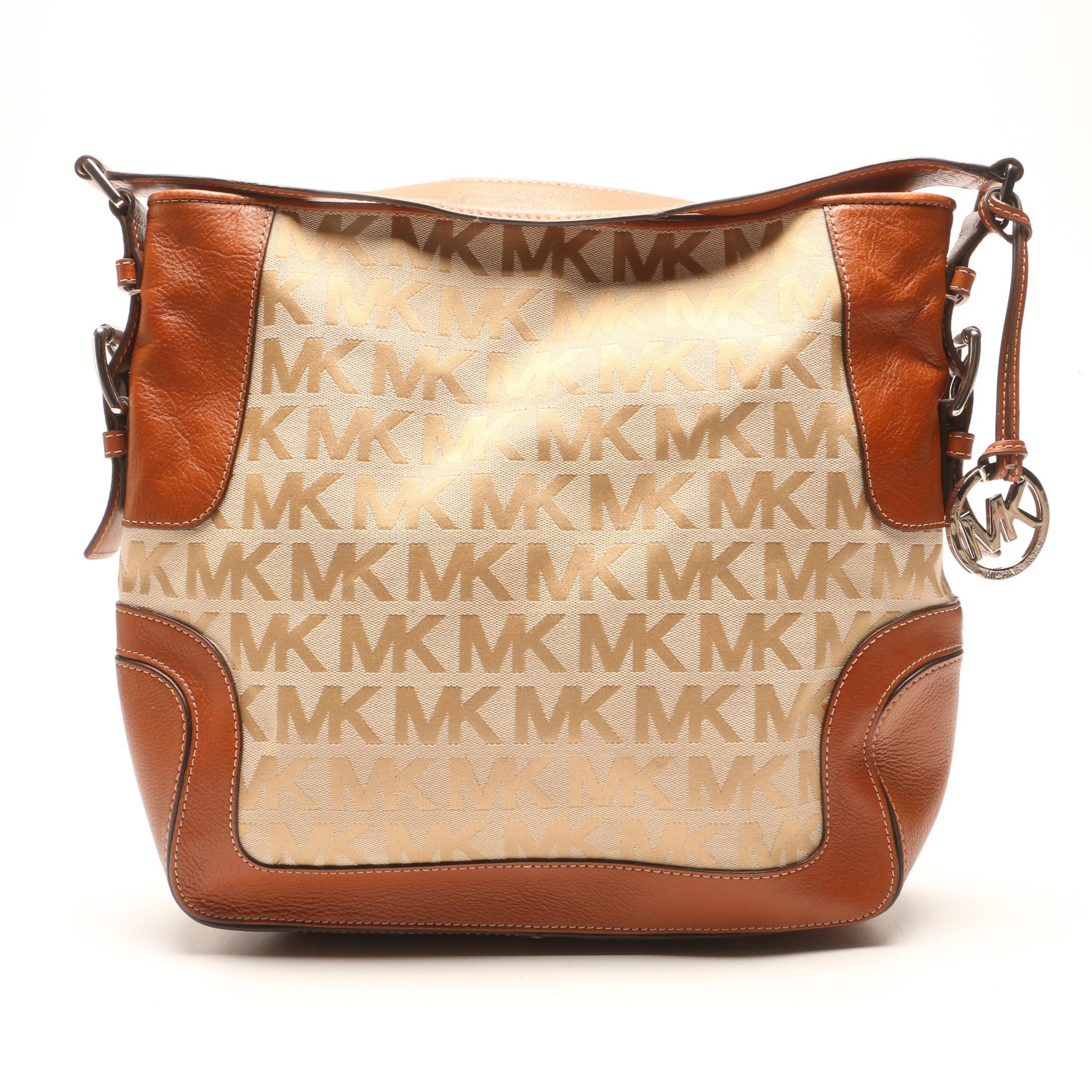 MICHAEL Michael Kors Monogram Shoulder Bag