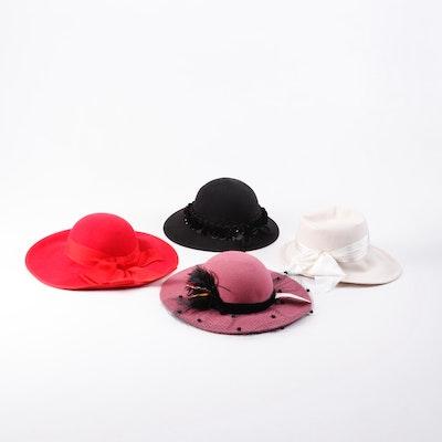 49f794e0e0b1a Women s Hats Including Betmar and Mr. K Originals