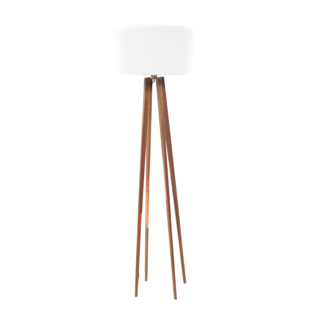 Mid-Century Modern Style Floor Lamp After Theo