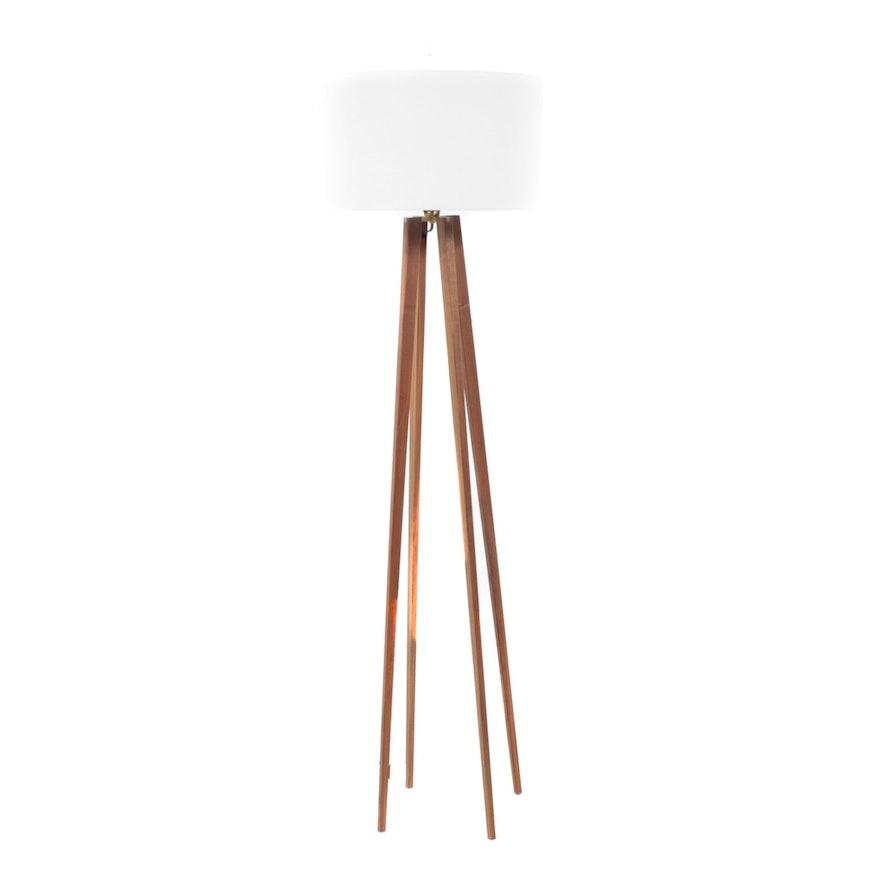 Mid-Century Modern Style Floor Lamp After Theo