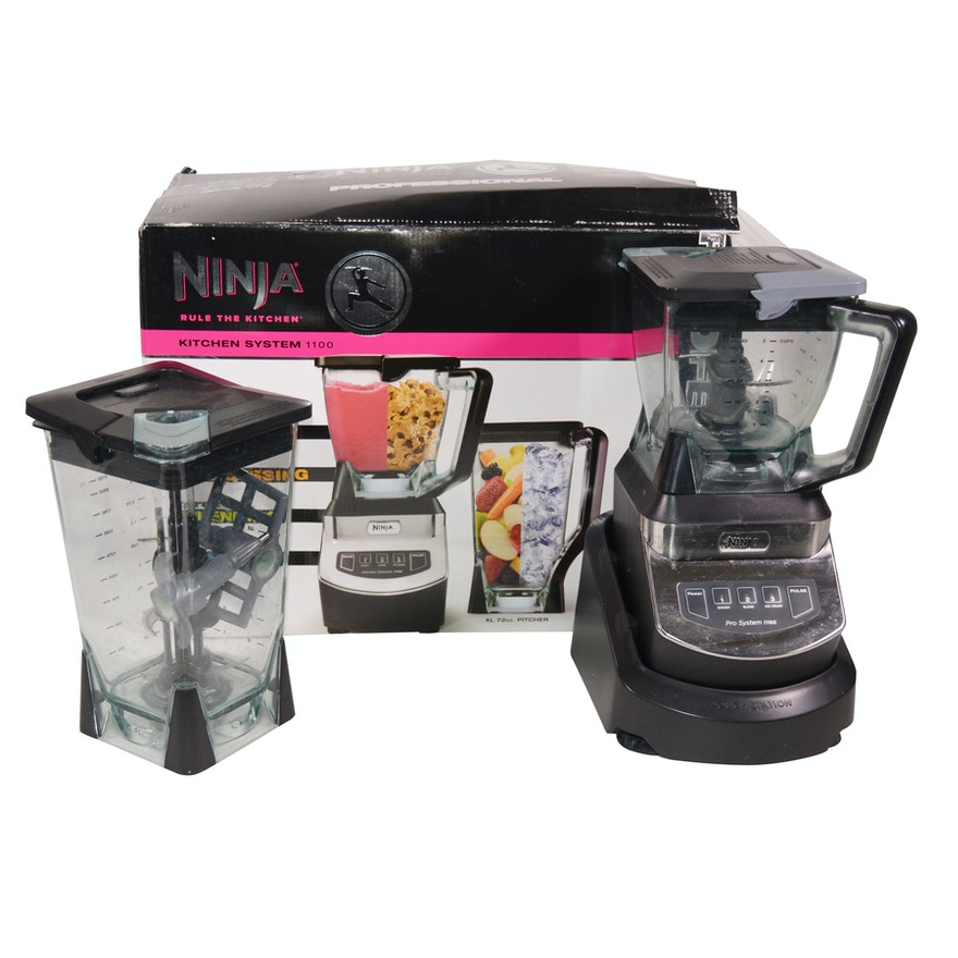 Ninja Kitchen System 1100 Blender