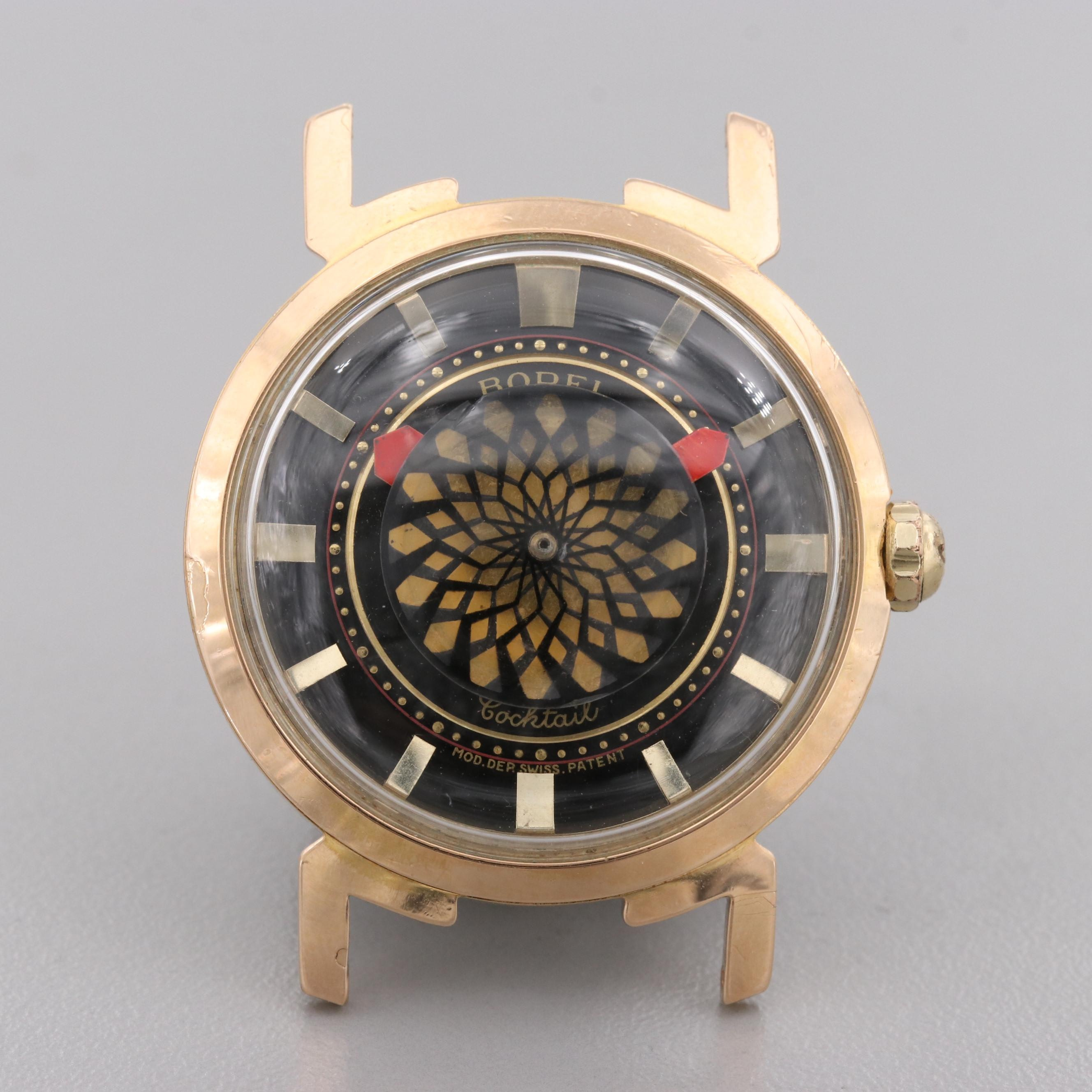 Borel Kaleidoscope Cocktail Wristwatch