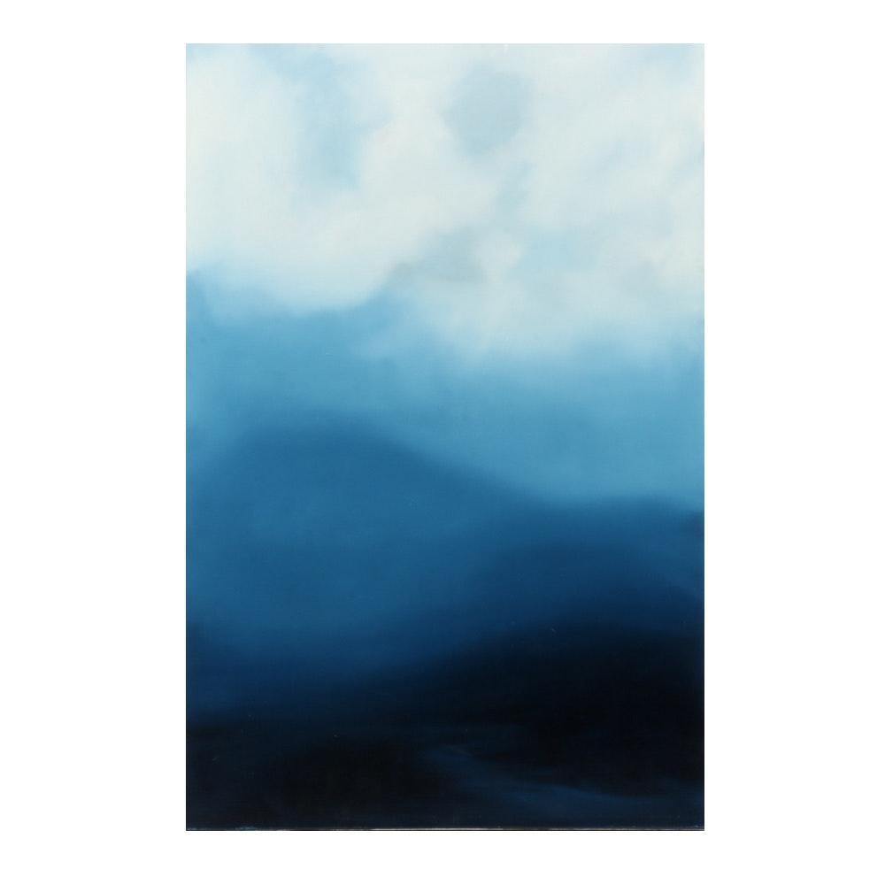 """Sarah Brown Oil Painting """"Vast"""""""