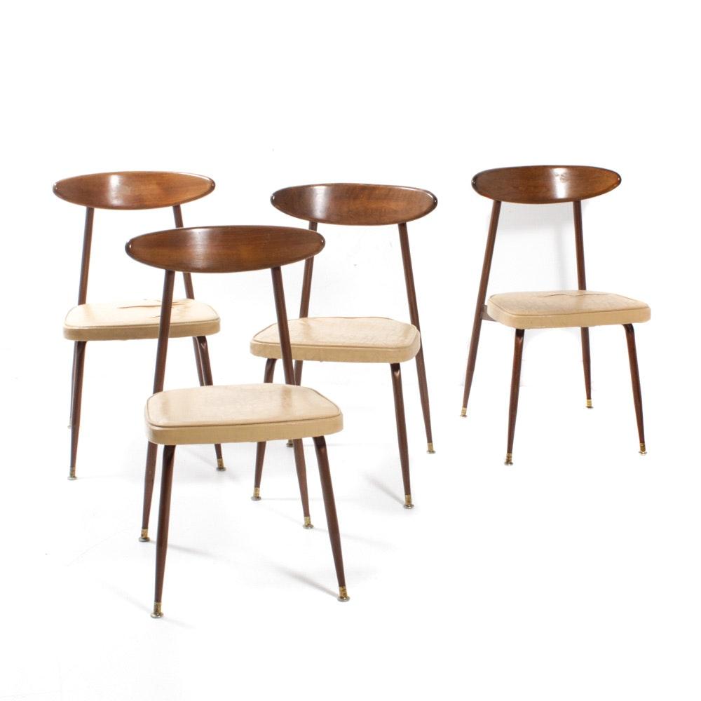 Mid-Century Modern Viko Baumritter Side Chairs, 1959