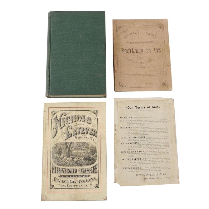 Antique Gun Catalogs