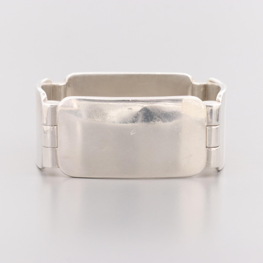 Tane Orfebres Mexican Sterling Silver Bracelet