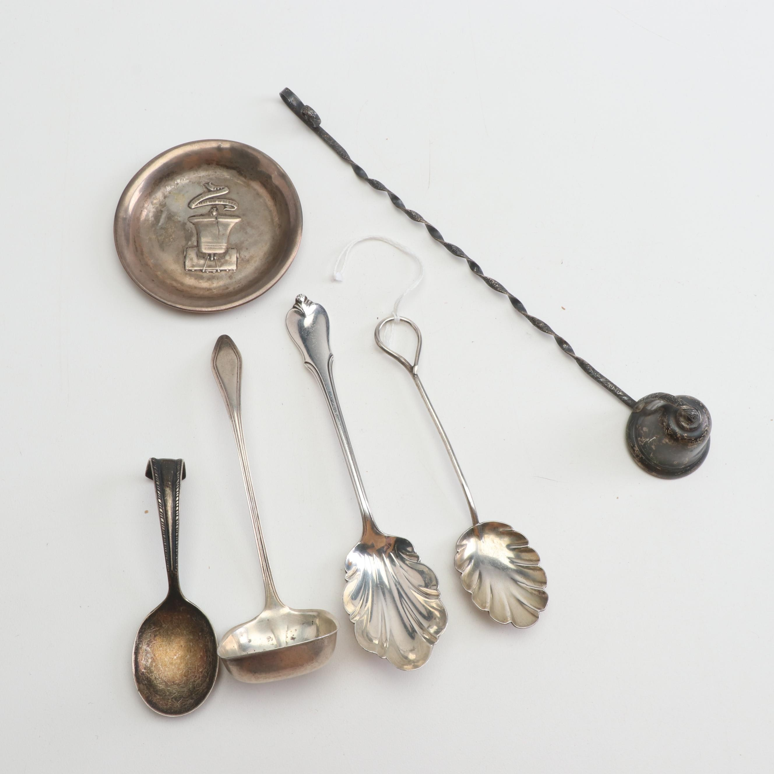 Collection of Sterling Silver Pieces