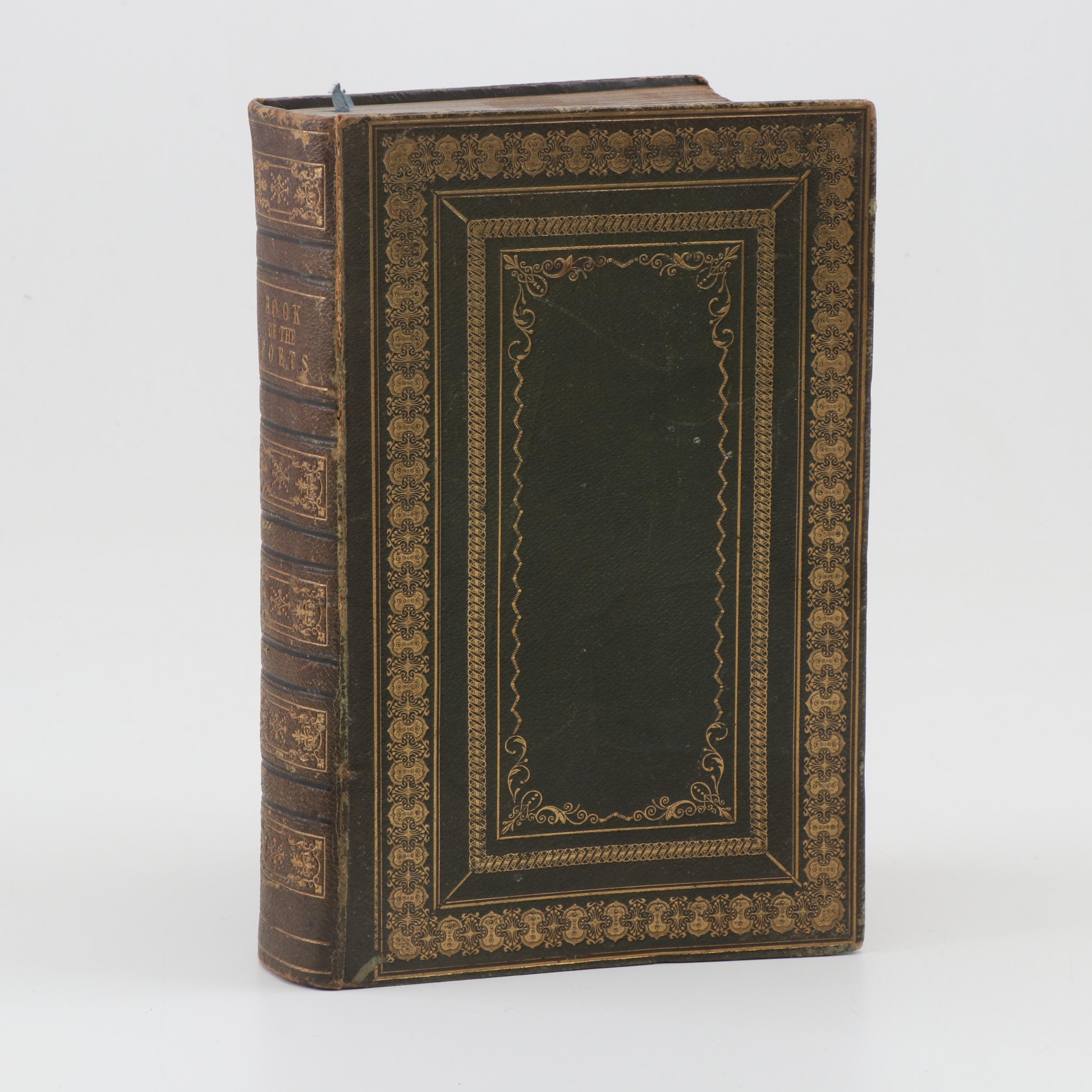 "1848 ""The Book of the Poets"""