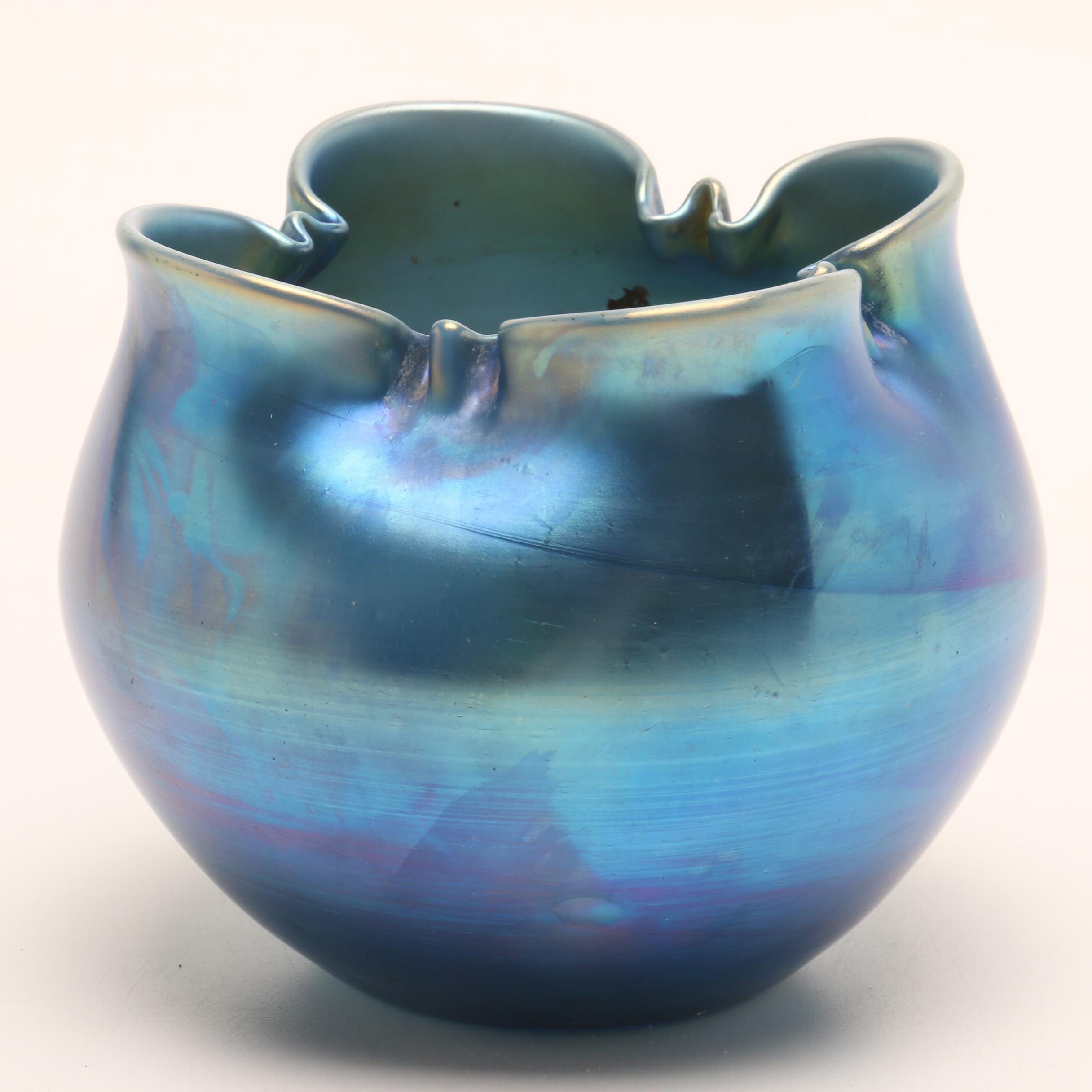 Loetz Austria Vase
