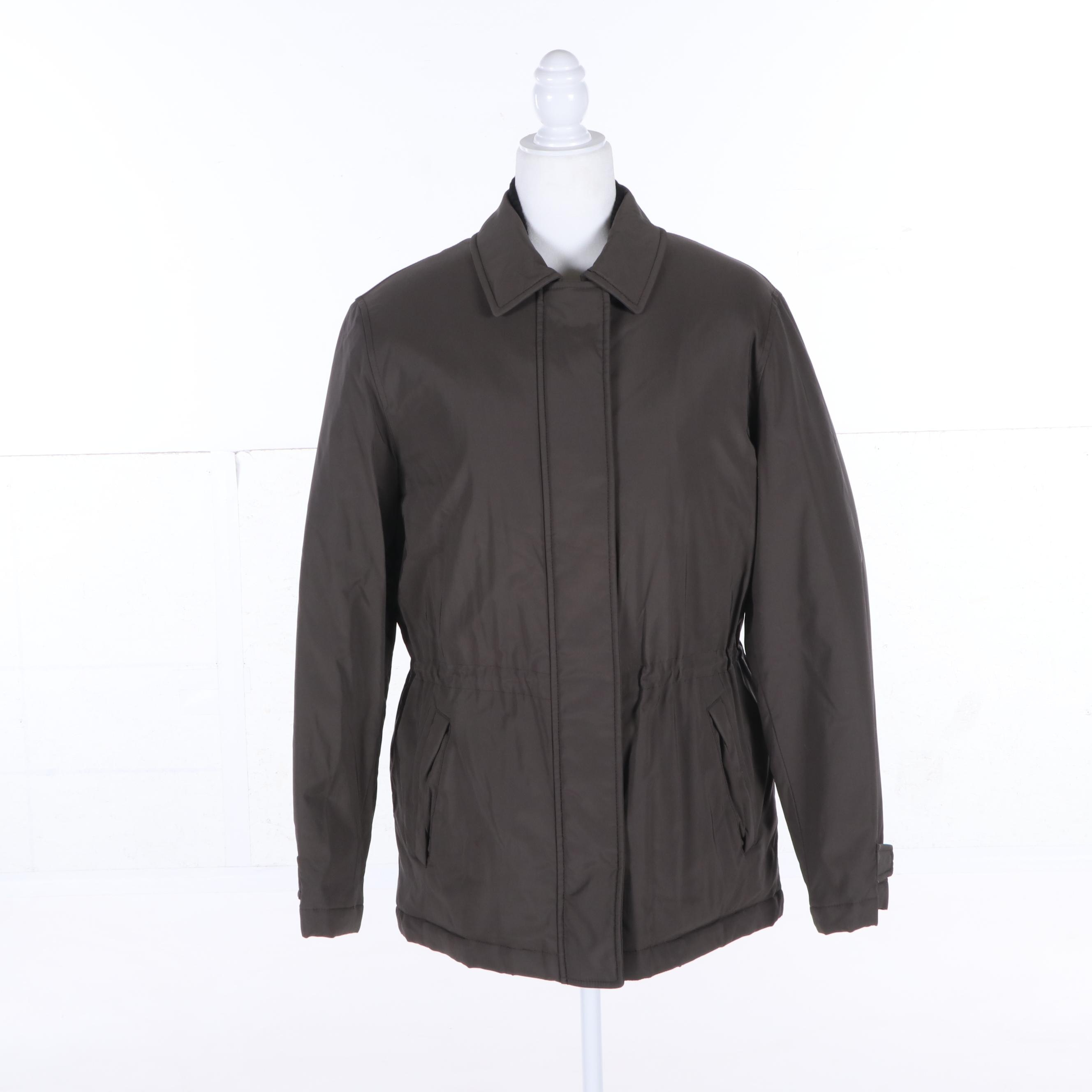 Women's Loro Piana Jacket with Removable Liner