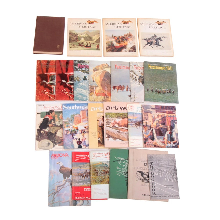 """Nonfiction and Catalogs featuring First Edition """"The Sportsman's Companion"""""""