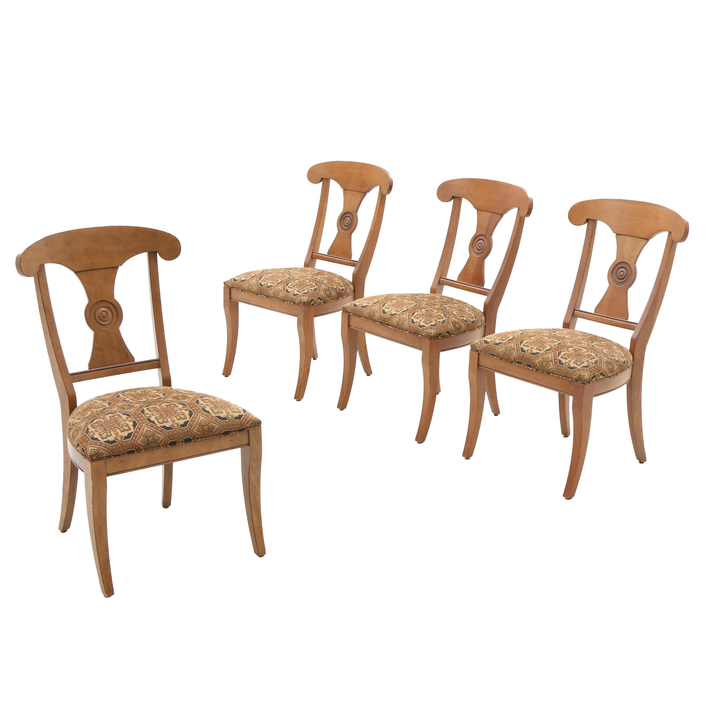 Biedermeier Style Chairs by Ethan Allen