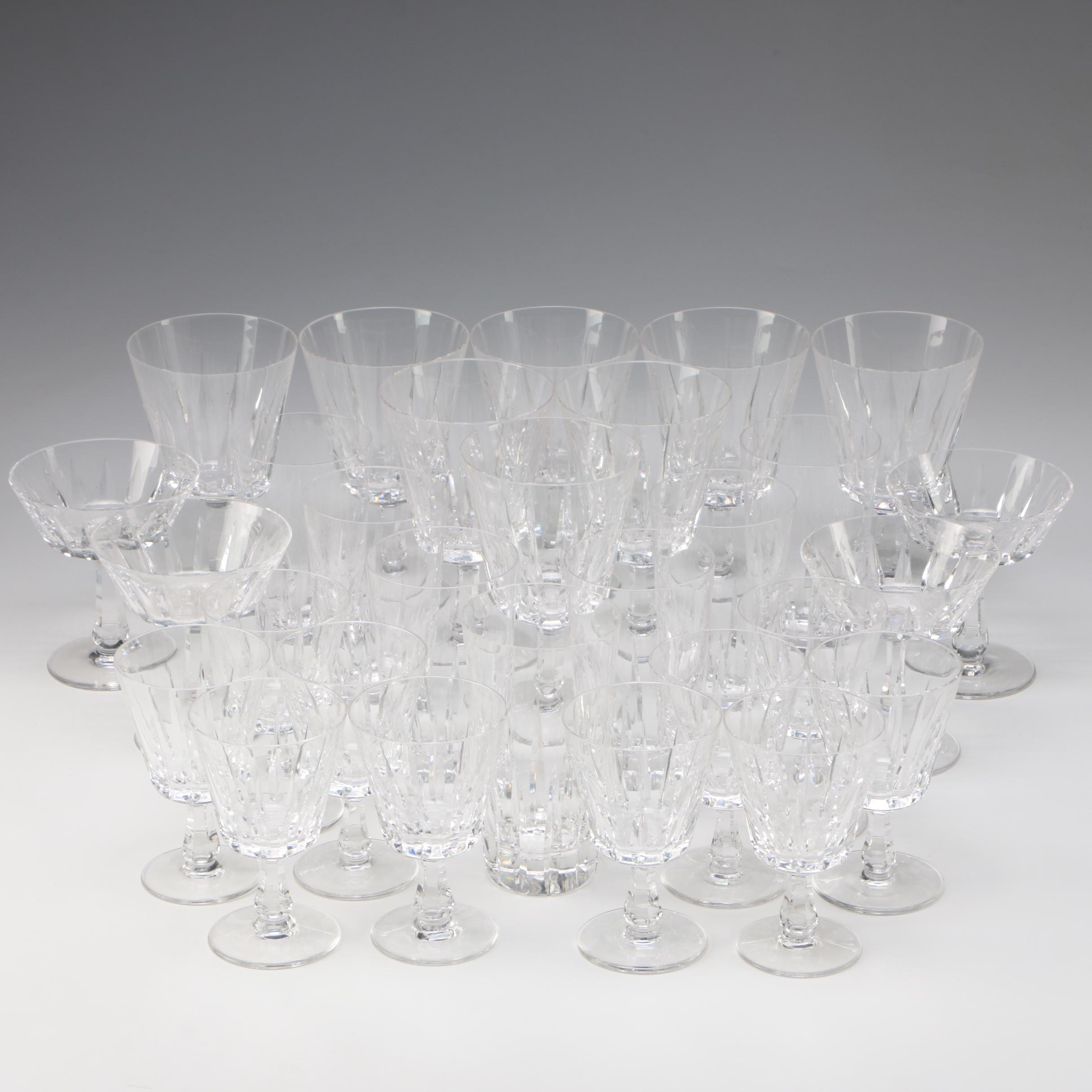 Crystal Wine and Champagne Coupe Glasses and More