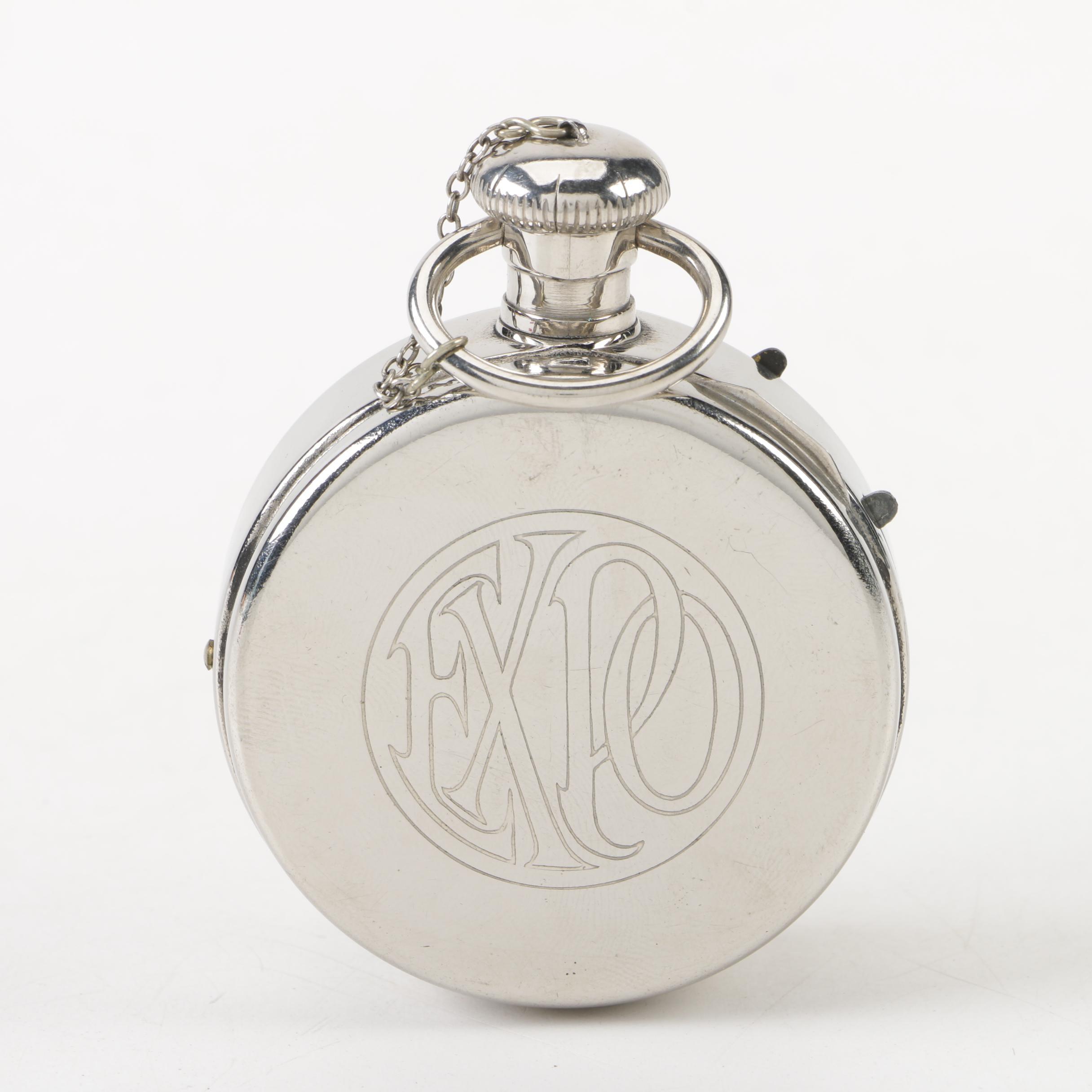 Expo Camera Company Pocket Watch Camera, 1907 - 1939