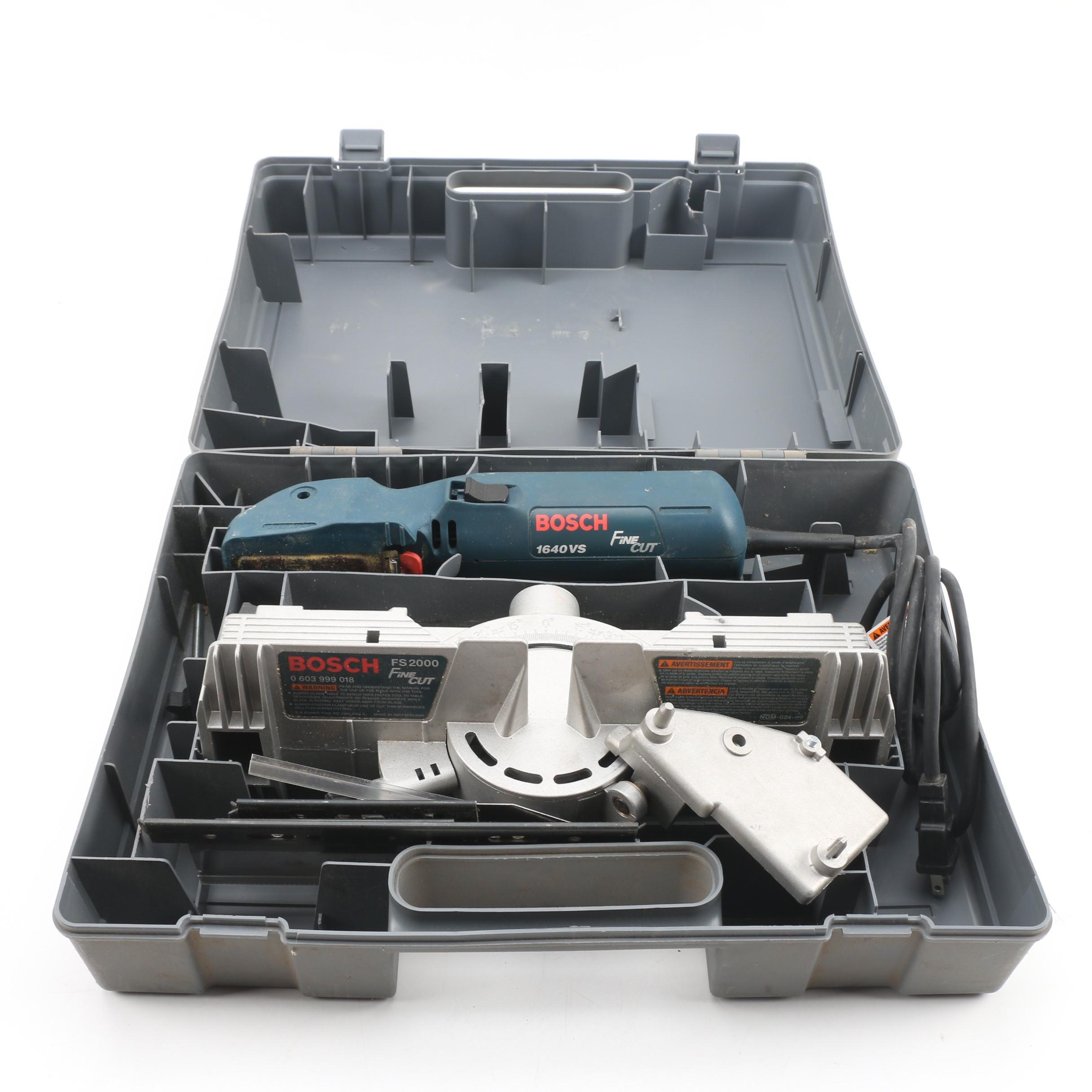 Bosch 1640VS Finecut Power Handsaw
