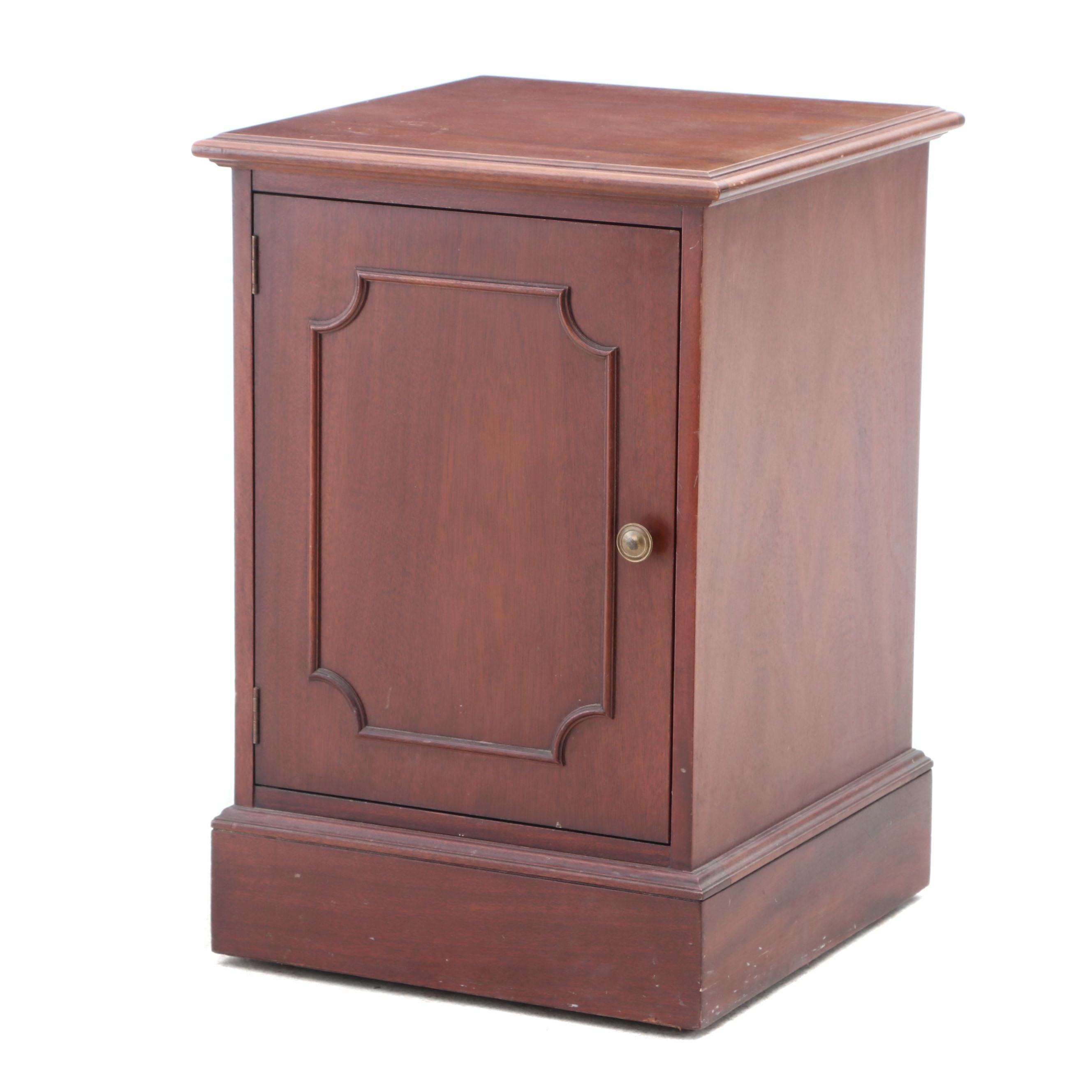 George III Style Mahogany Cabinet