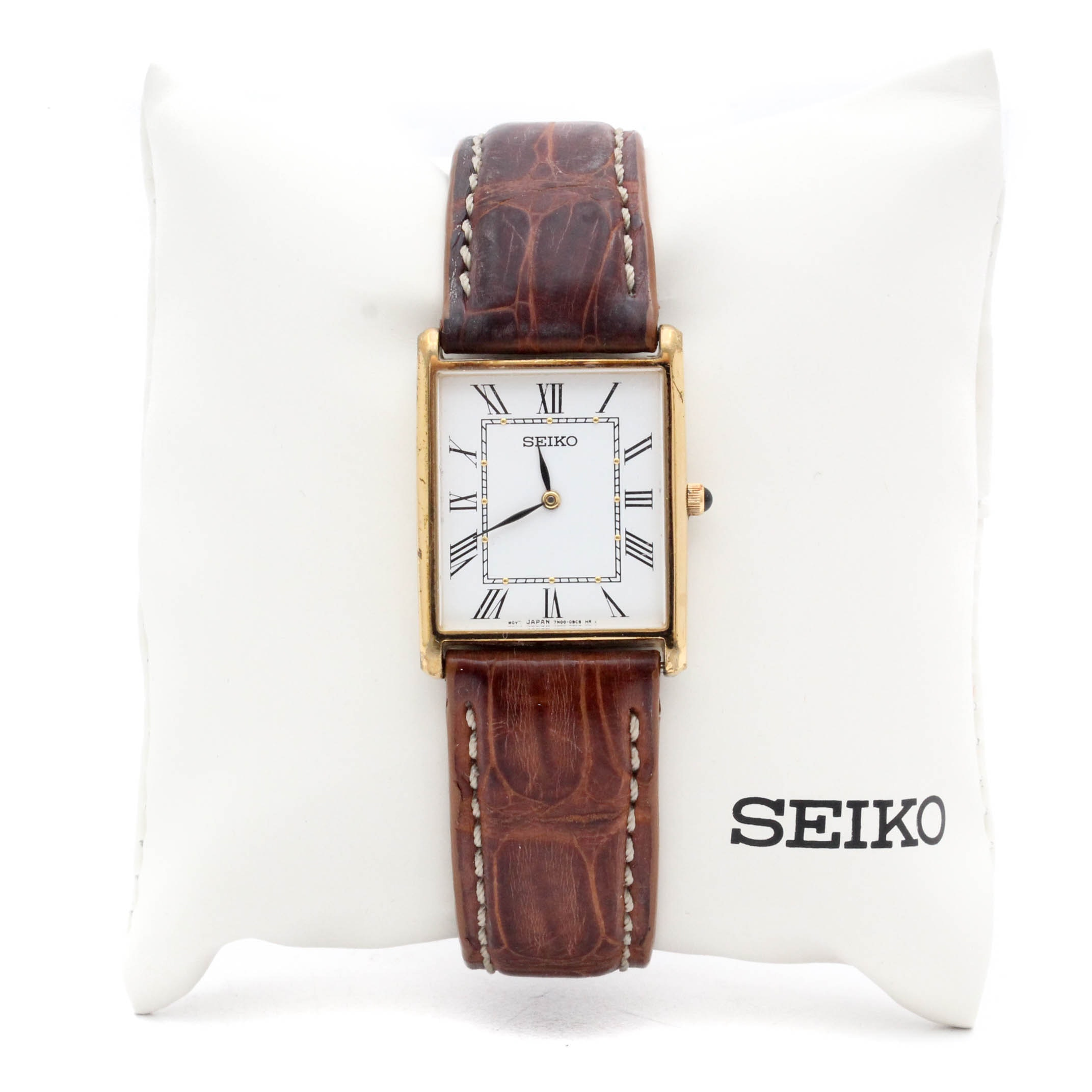 Seiko Ultra Slim Wristwatch