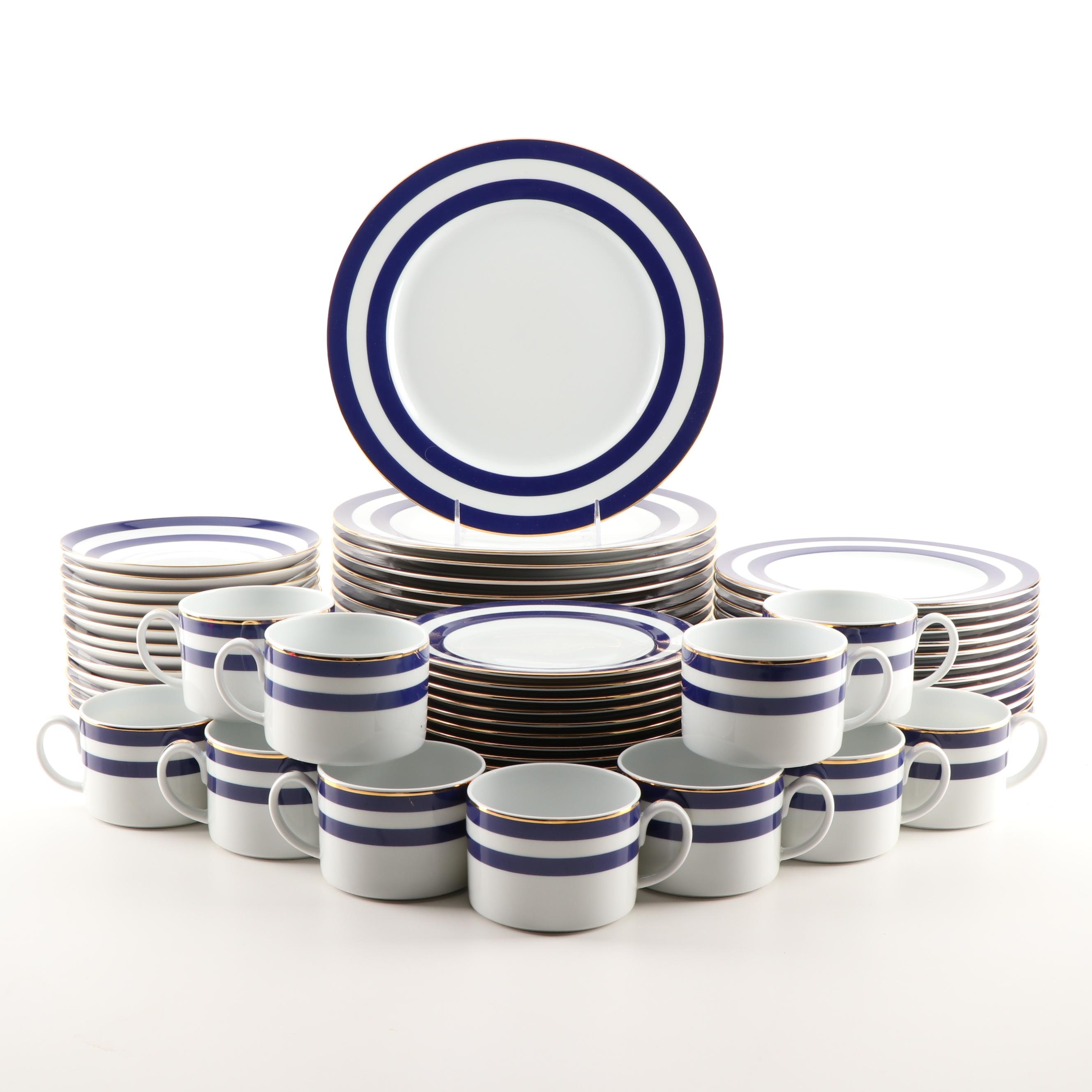 "Ralph Lauren ""Spectator Cadet"" Ceramic Dinnerware"