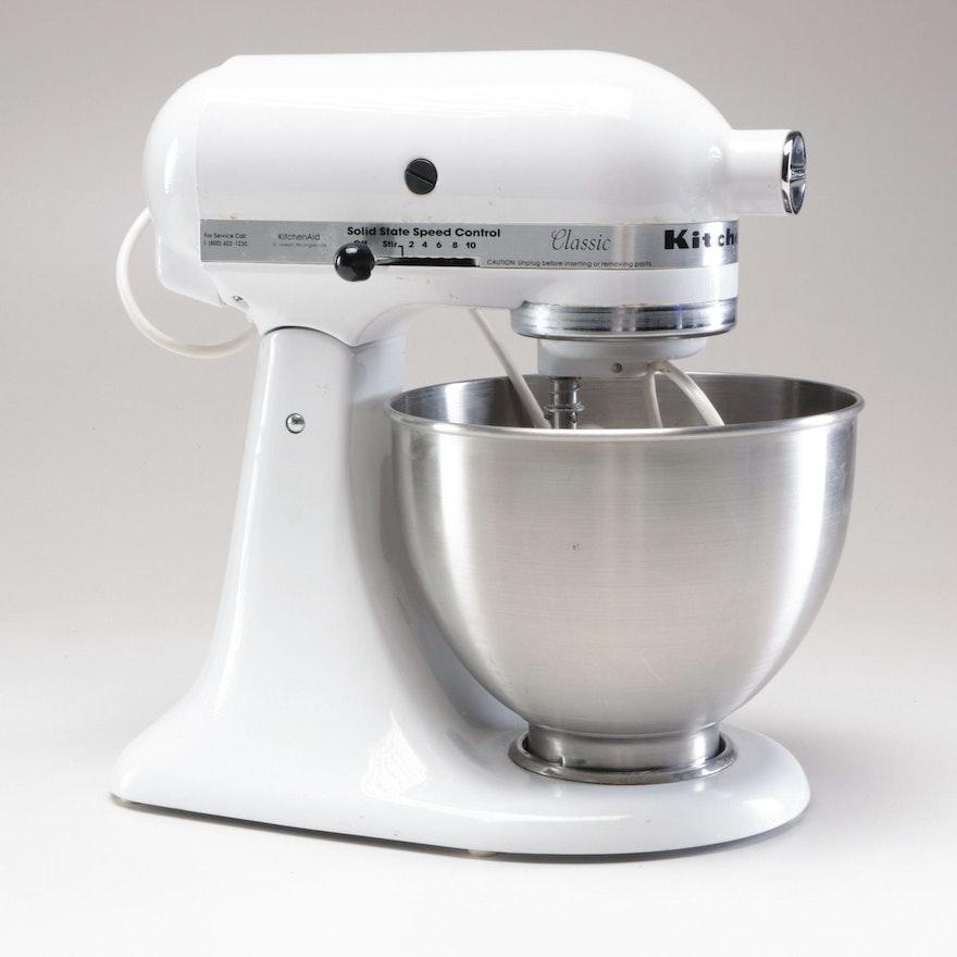 Kitchenaid Classic K45ss Stand Mixer Ebth