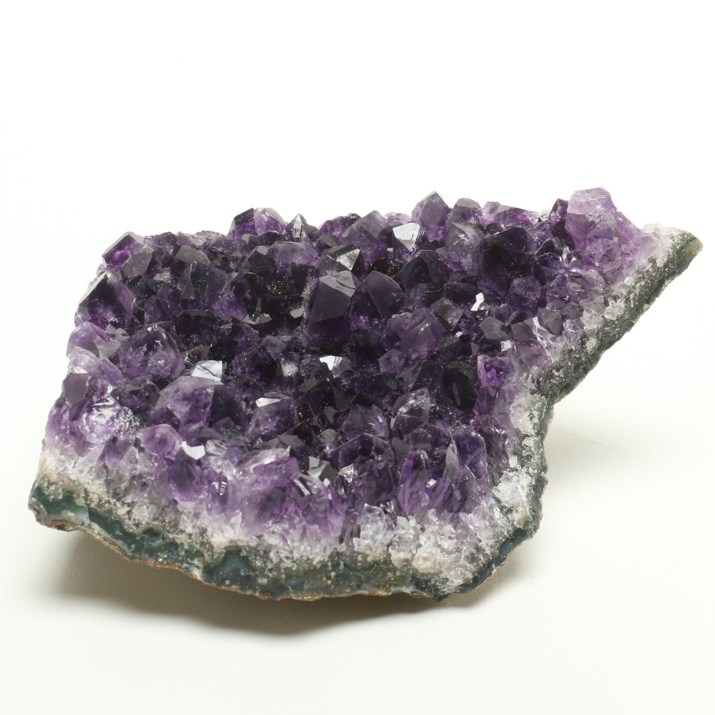Amethyst Mineral Specimen