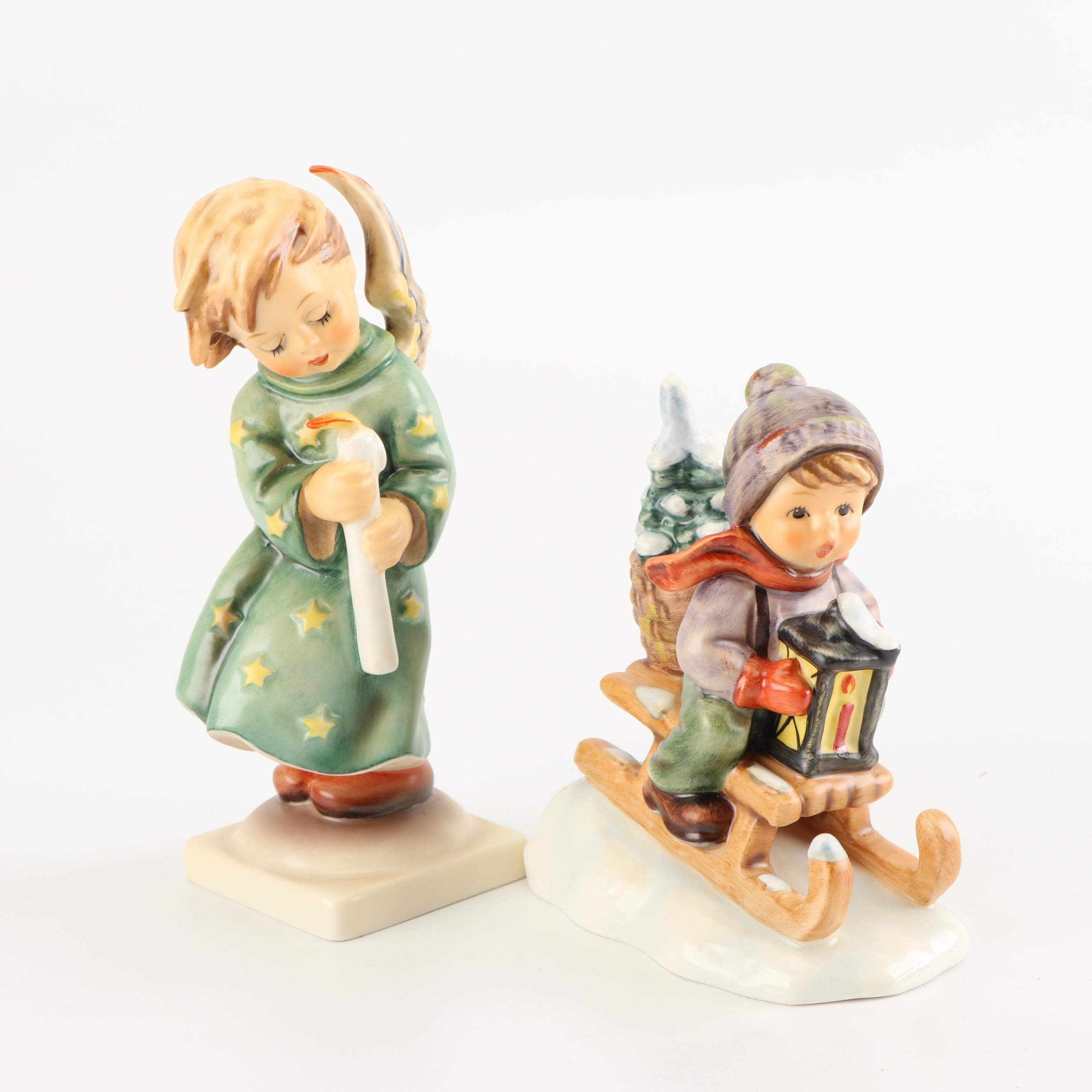 Two Goebel Figurines