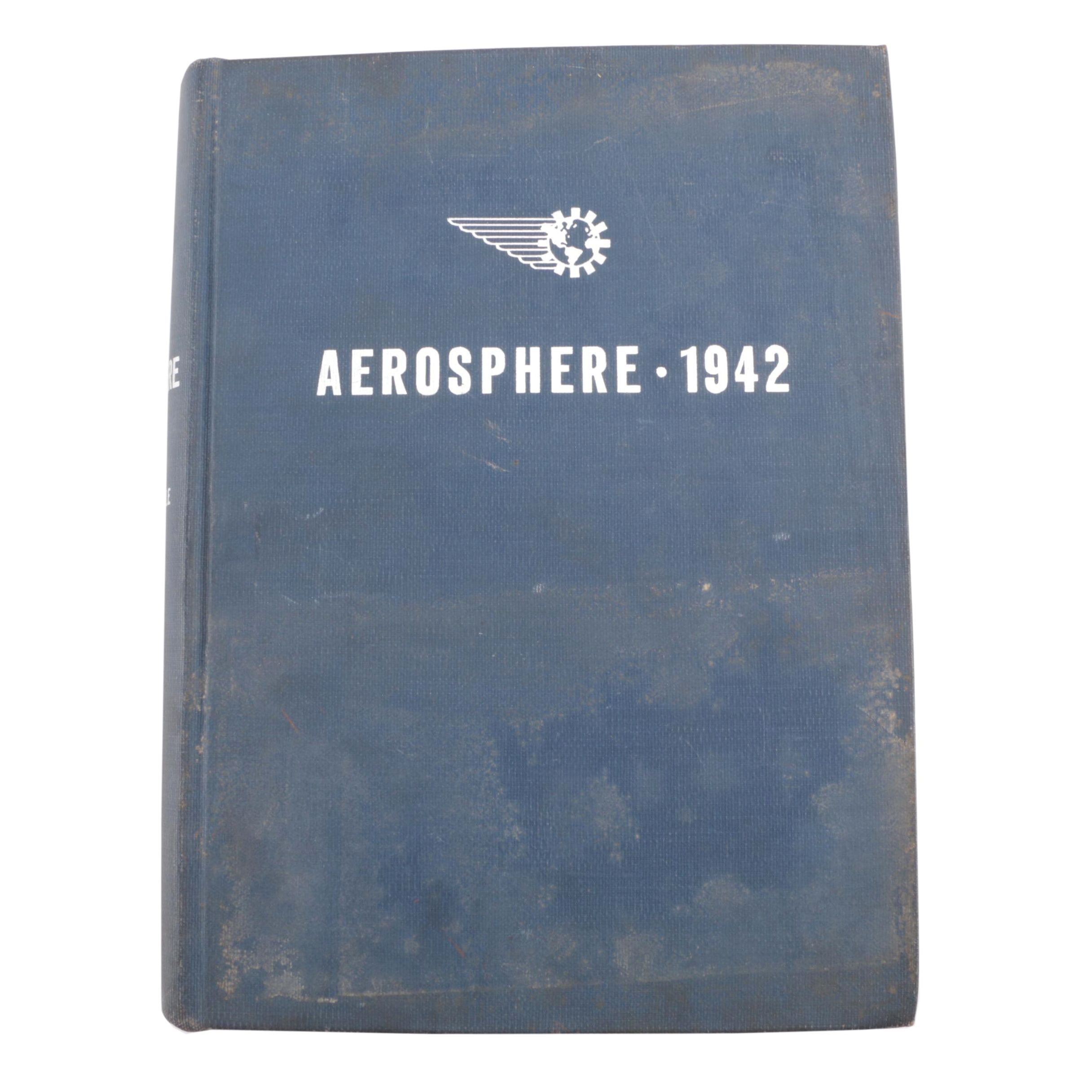 """Vintage """"Aerosphere - 1942"""" by Aircraft Publications"""