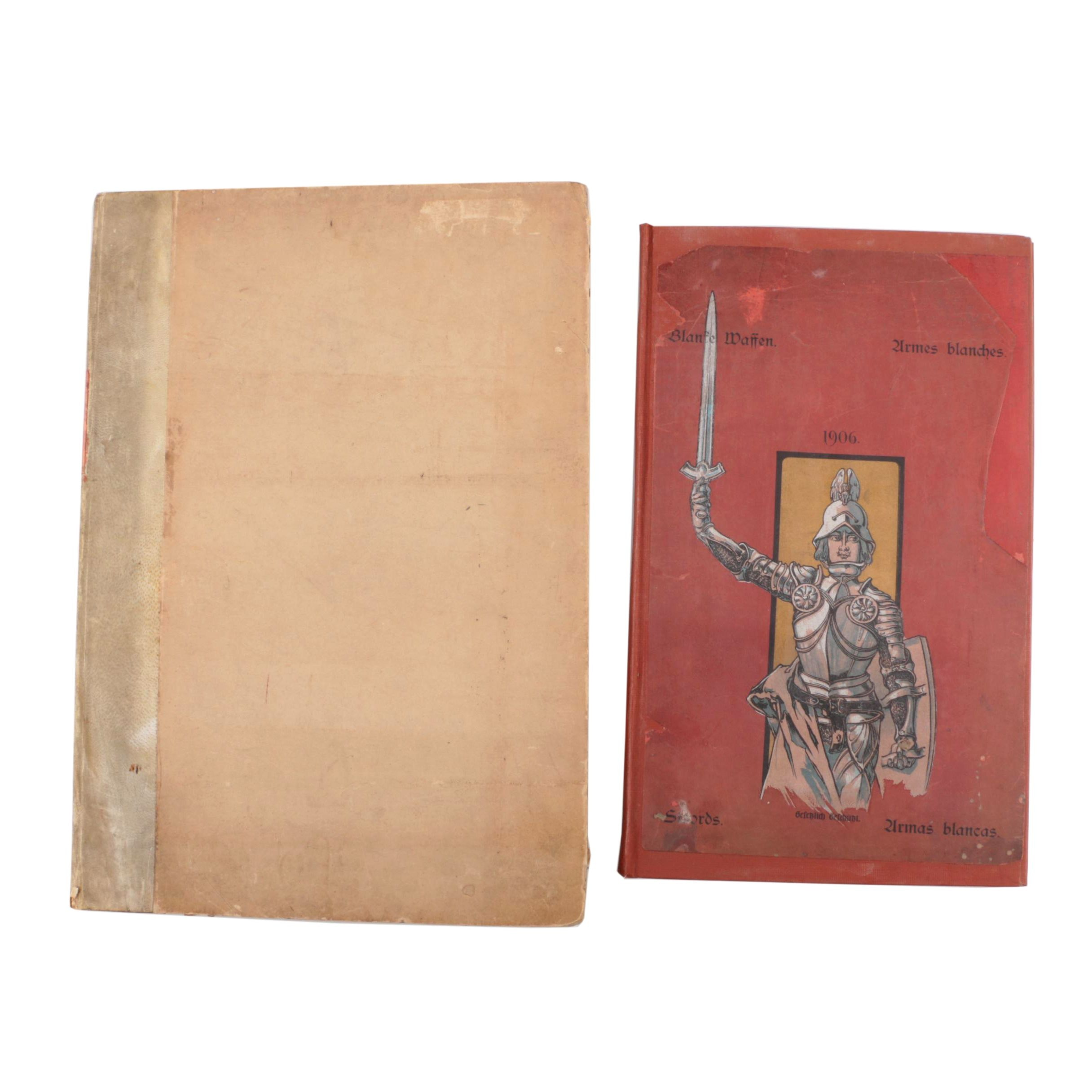 Antique Catalogs of Arms and Armor