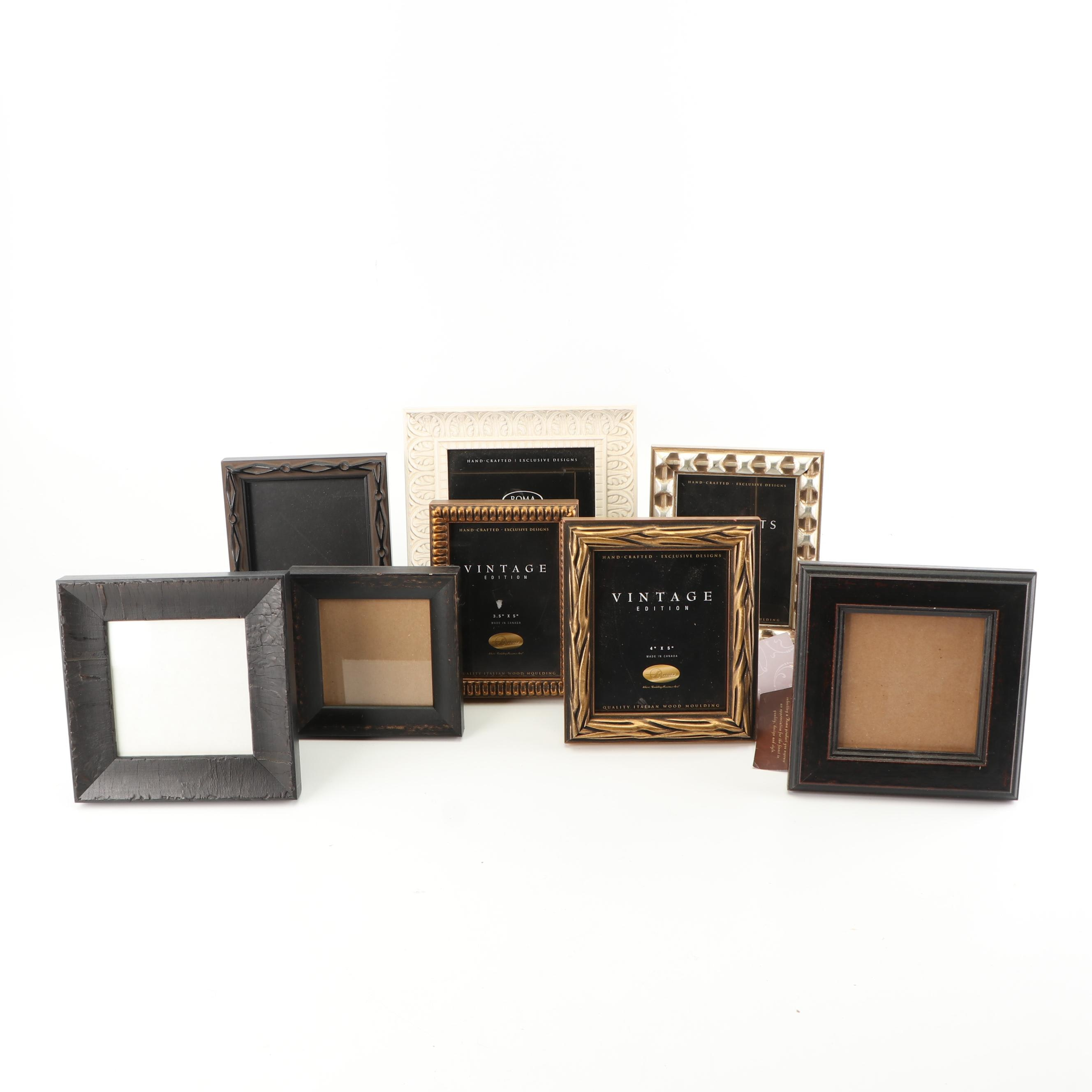 Roma Table Top Picture Frames