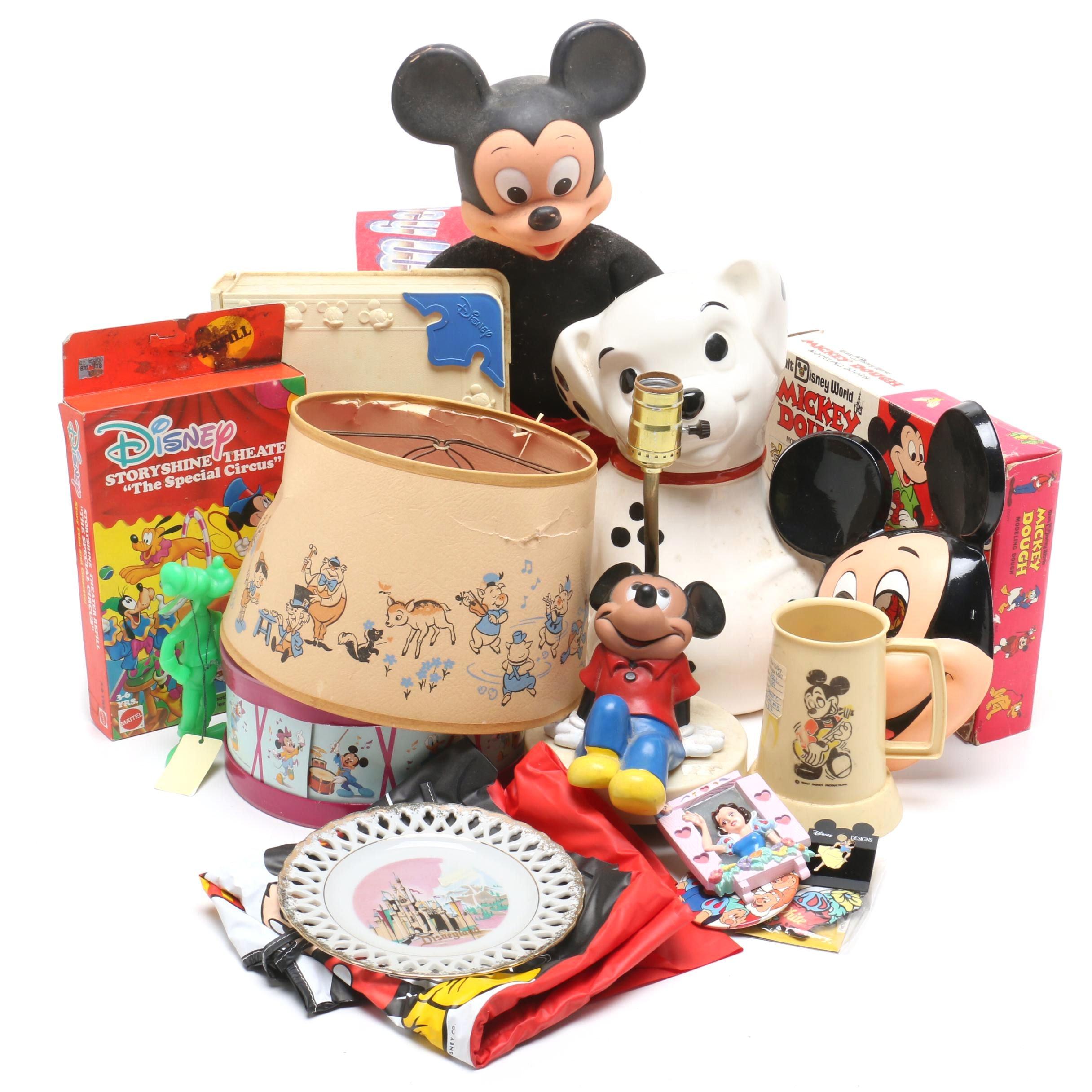 Vintage Disneyland and Walt Disney World Souvenirs