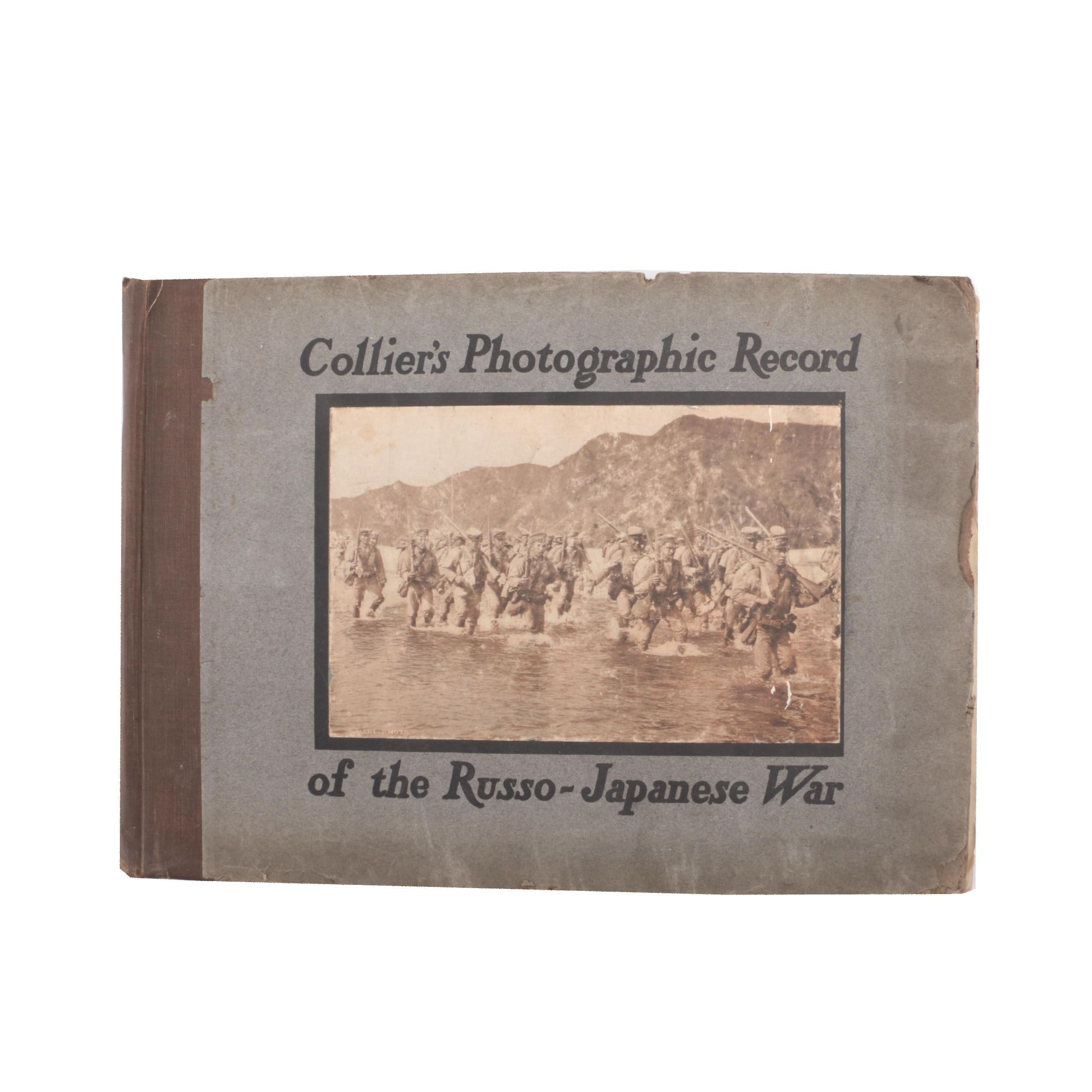 """1905 Collier's """"Photographic Record of the Russo-Japanese War"""""""