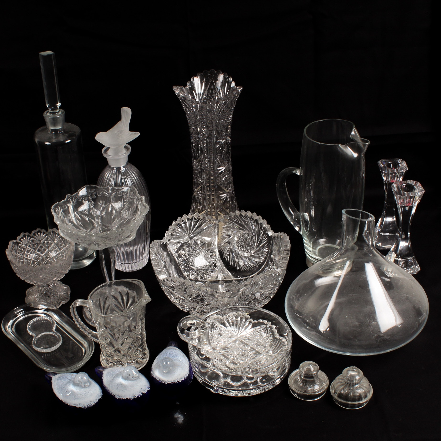 Glass Decor and Tableware Collection