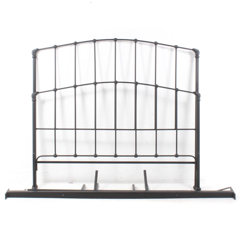 Cast Iron Queen Size Bed Frame