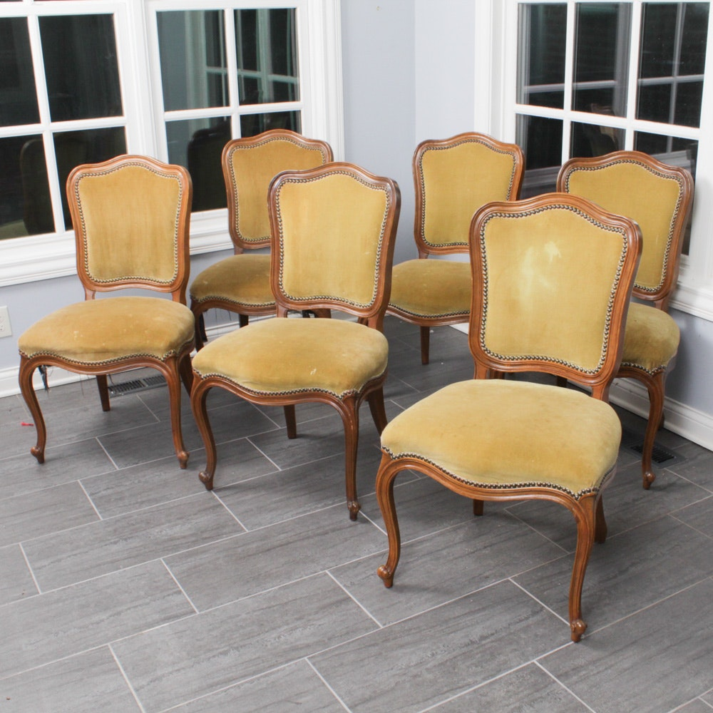 Drexel Upholstered Dining Chairs