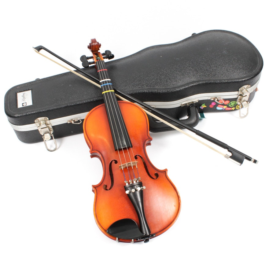 2006 Knilling Bucharest Antonio Stradivari Violin