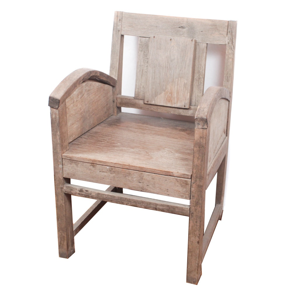 Chinese Style Wooden Chair