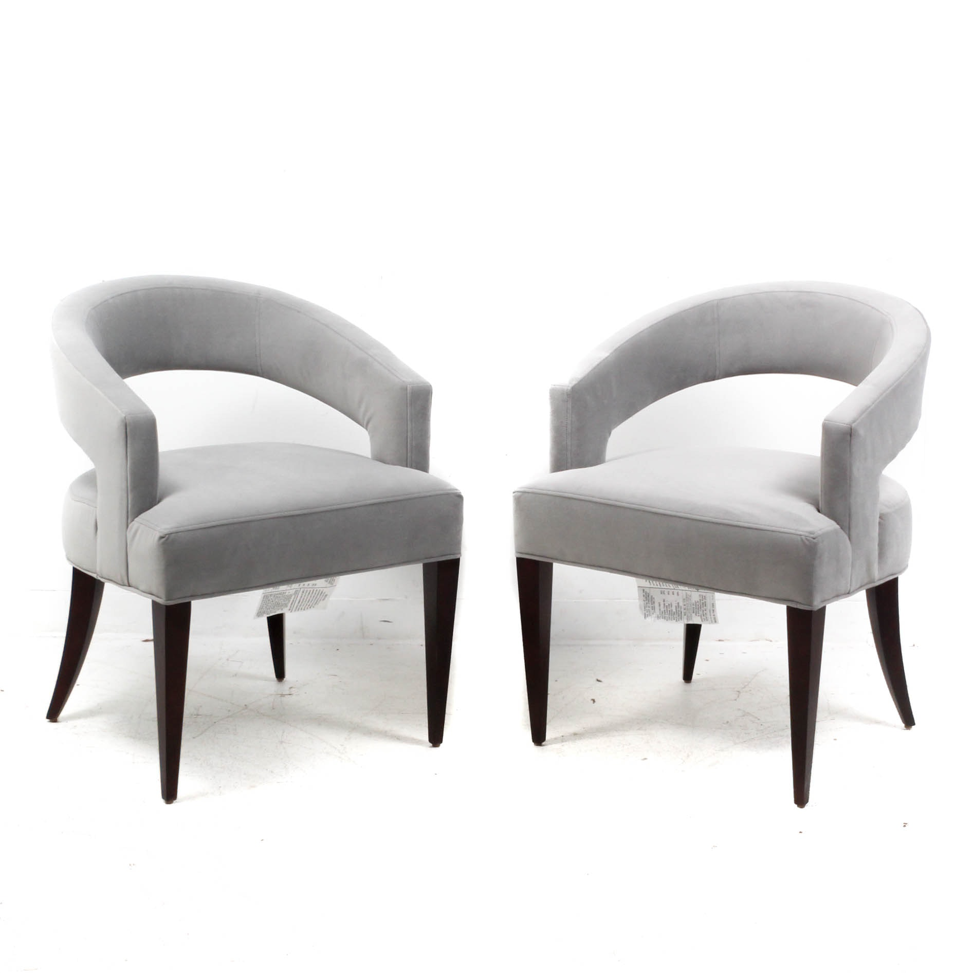 "Precedent Furniture ""Ella"" Armchairs"