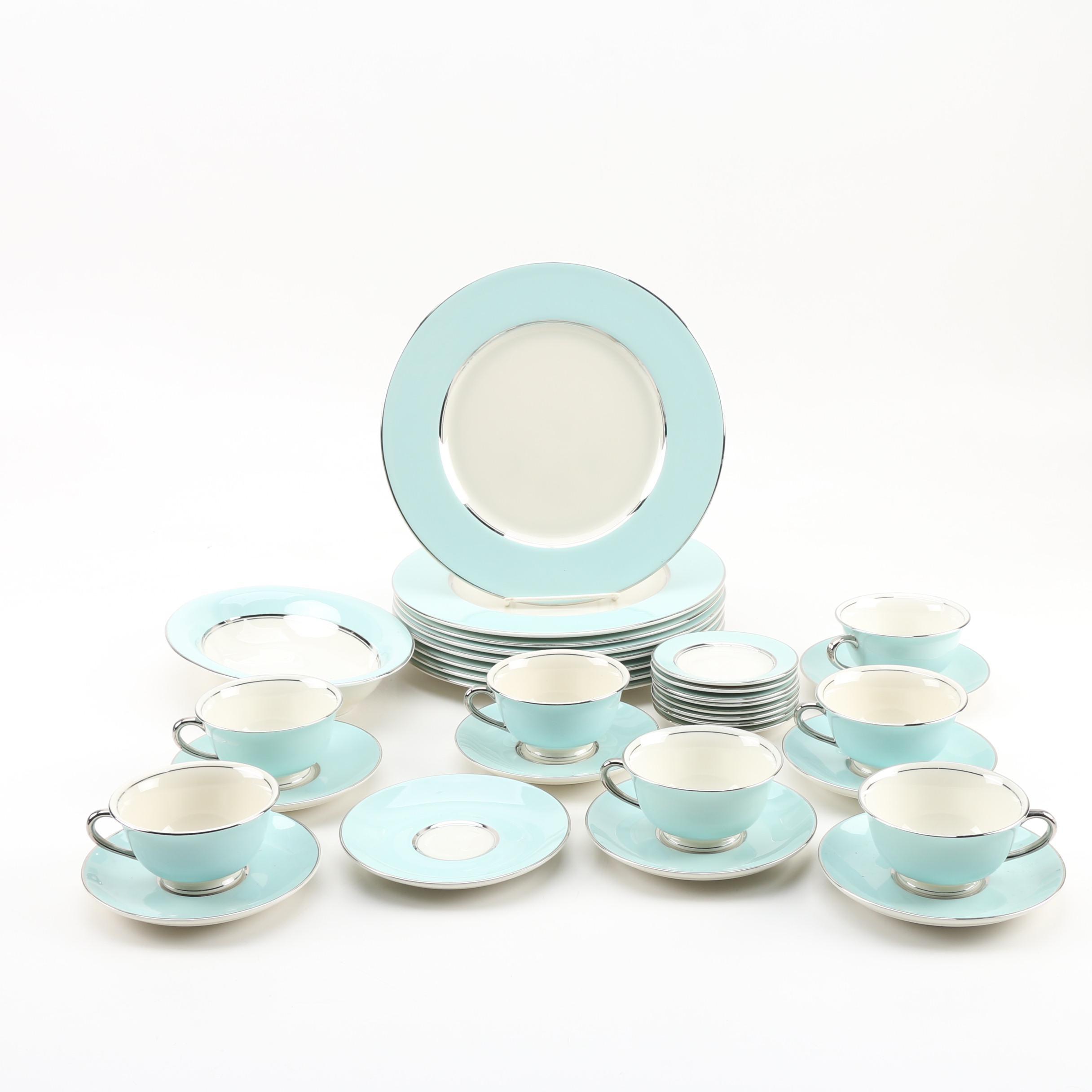 """Nancy Prentiss """"Skyridge"""" Porcelain Dinnerware"""