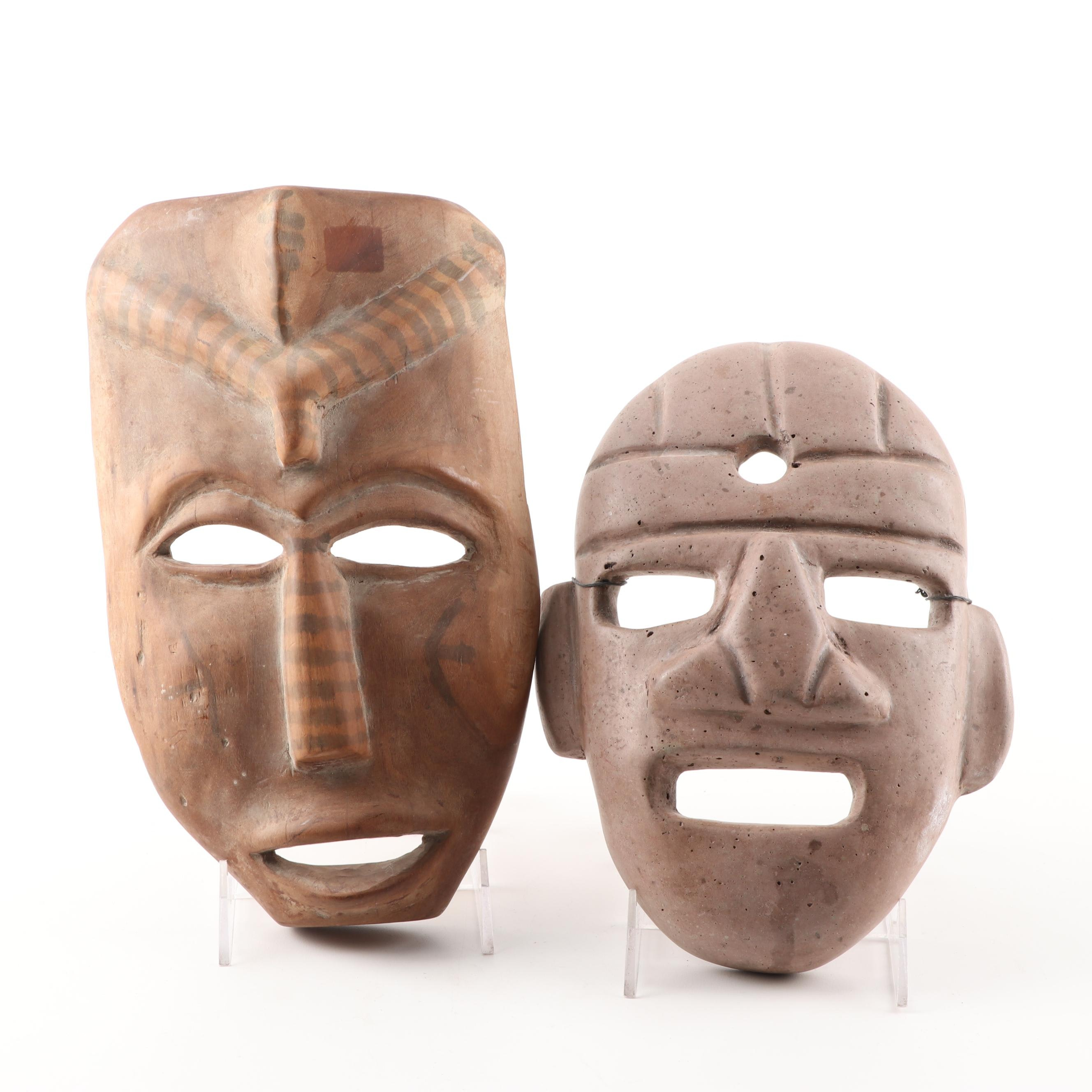 Mexican Style Masks