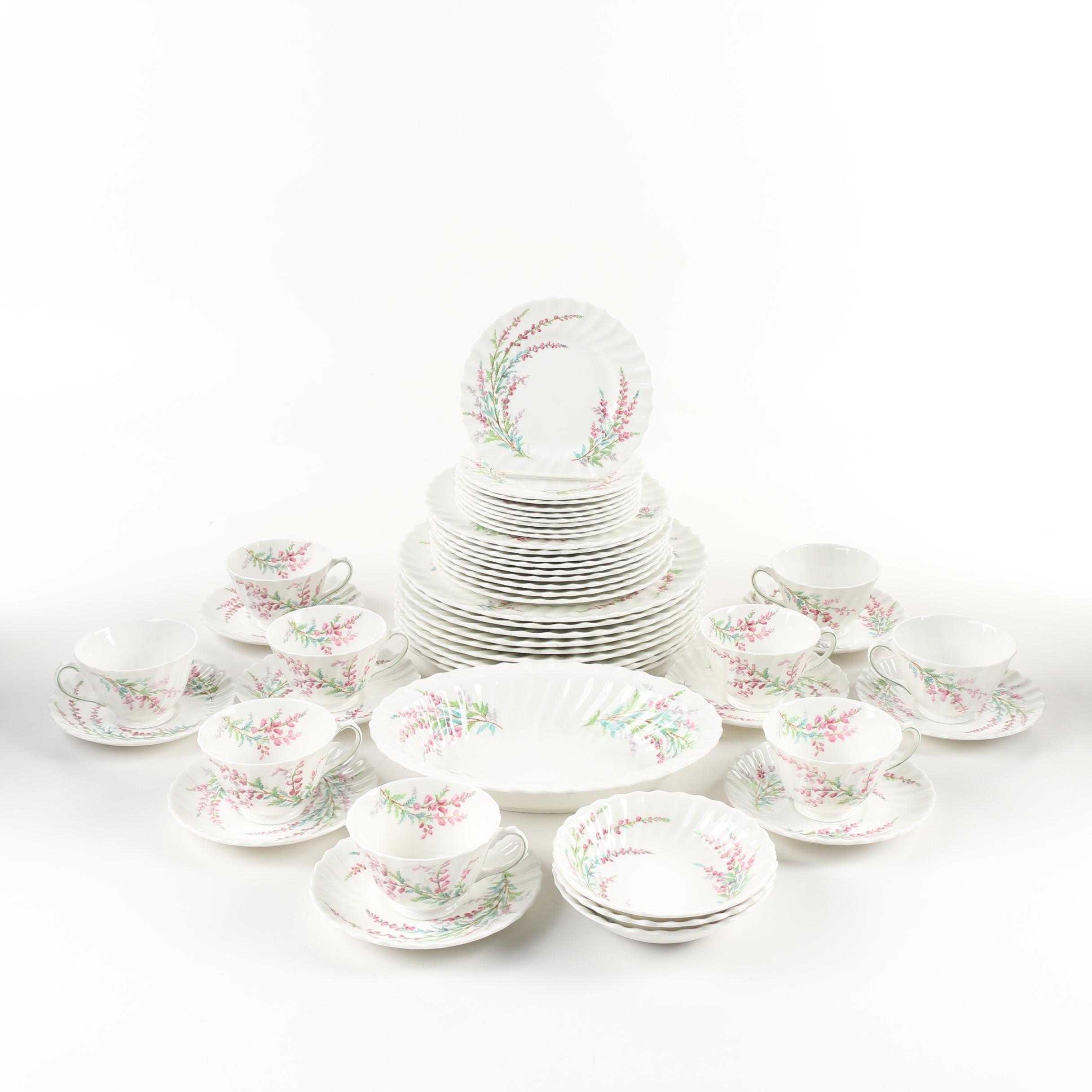 "Royal Doulton ""Bell Heather"" Porcelain Dinnerware"