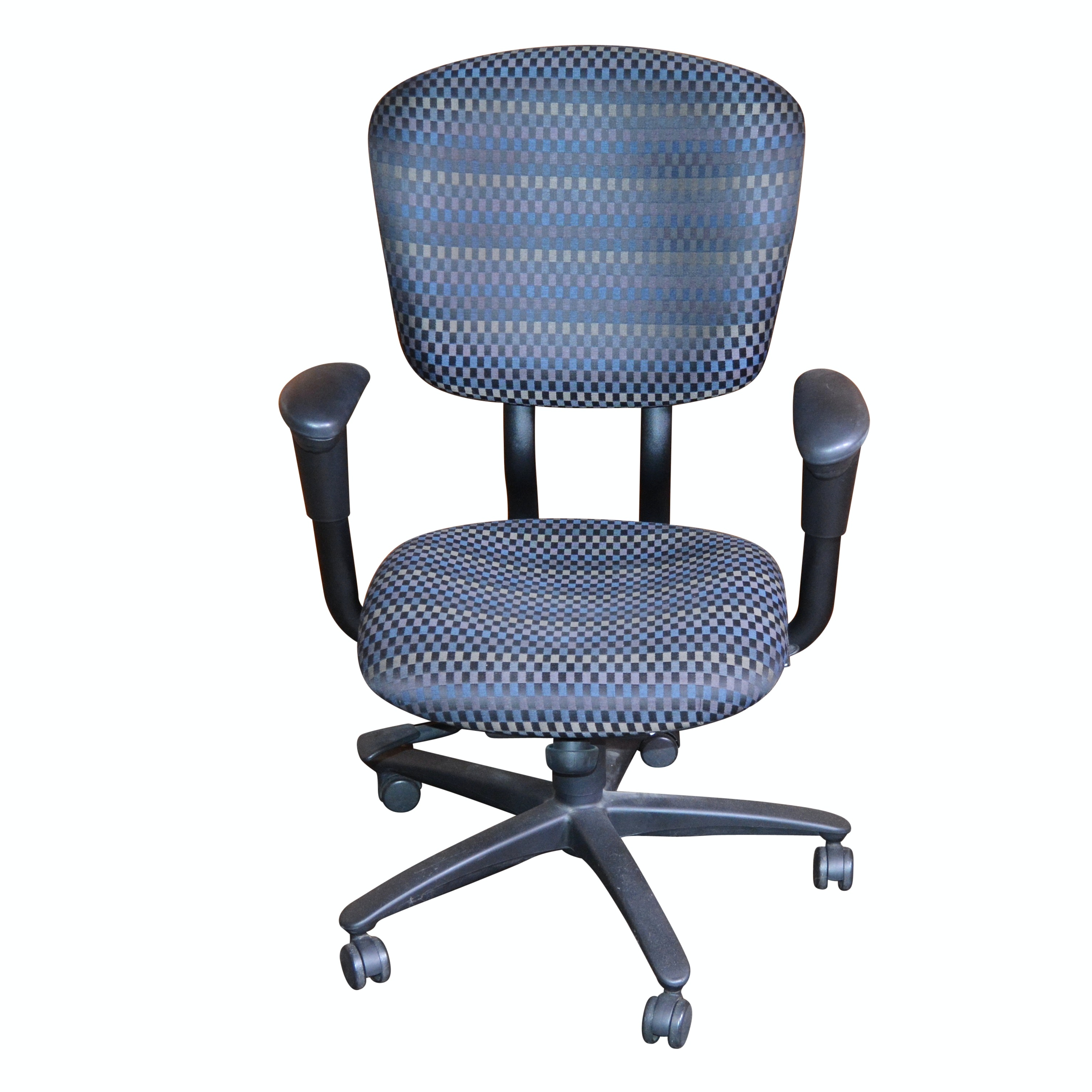 Upholstered Improv H.E. Ergonomic Office Task Chair by Haworth