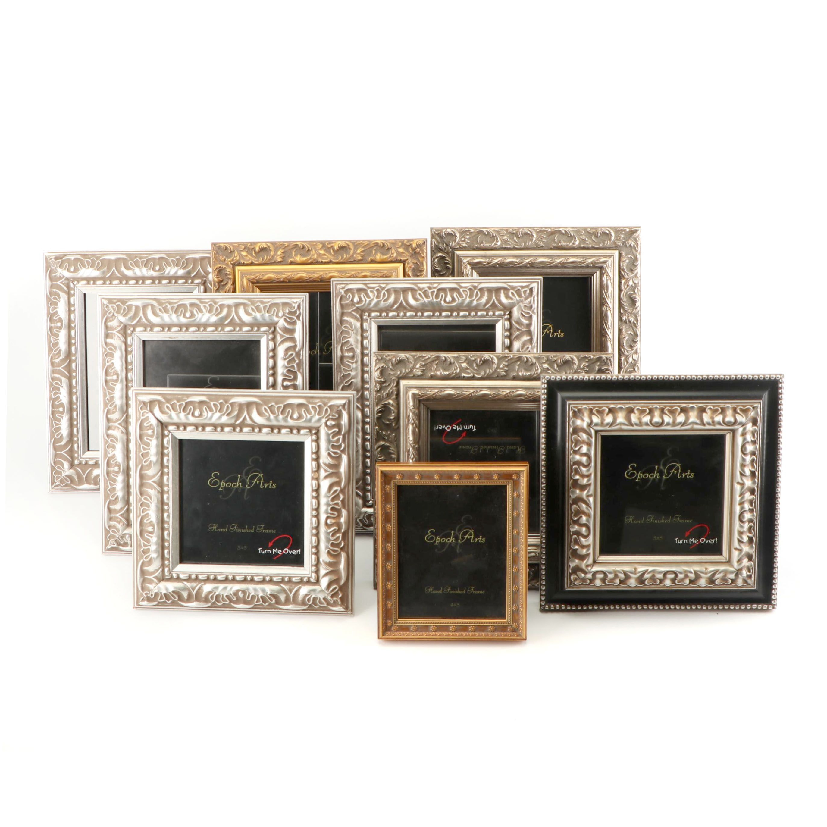 Epoch Arts Hand Finished Table Top Picture Frames