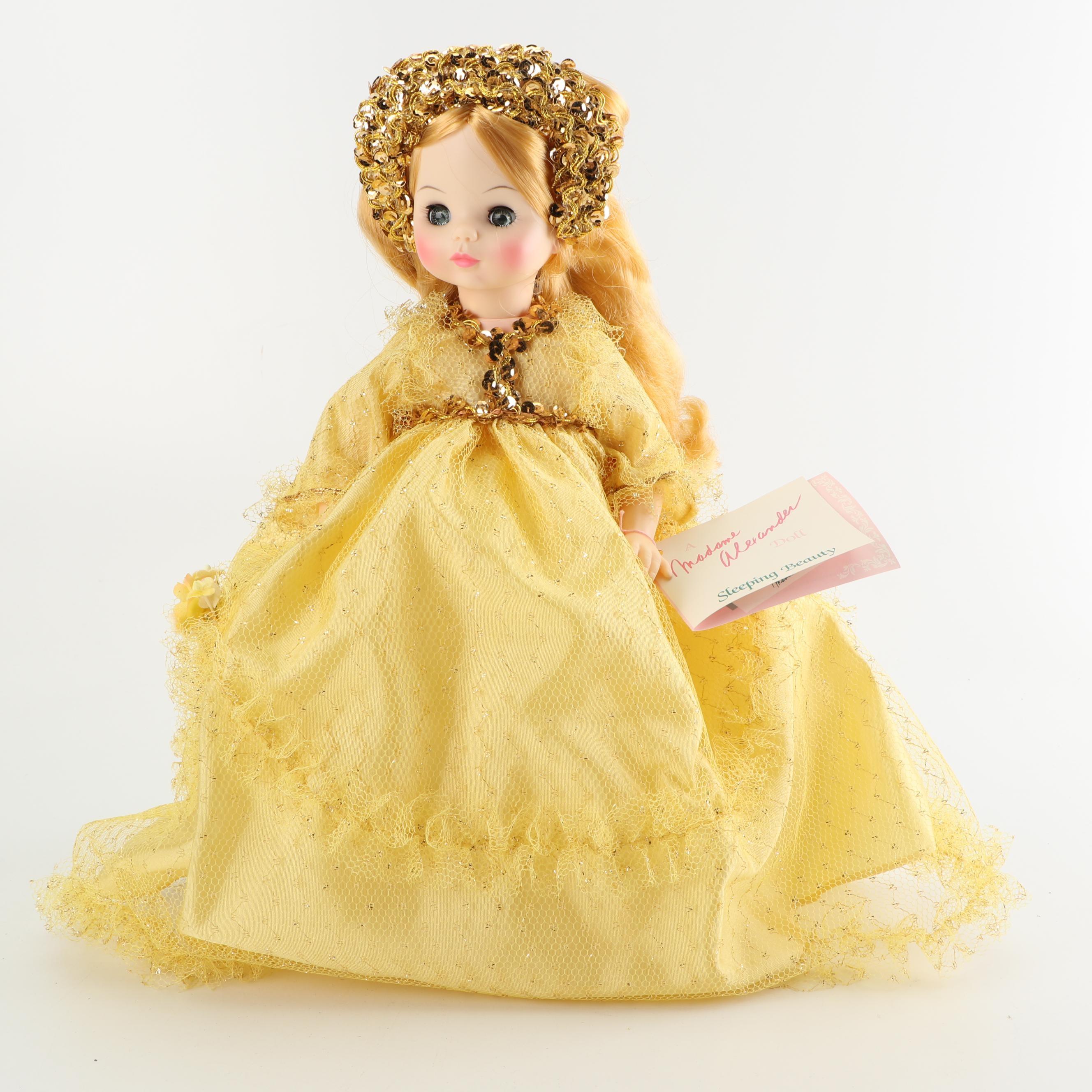 Madame Alexander Sleeping Beauty Doll