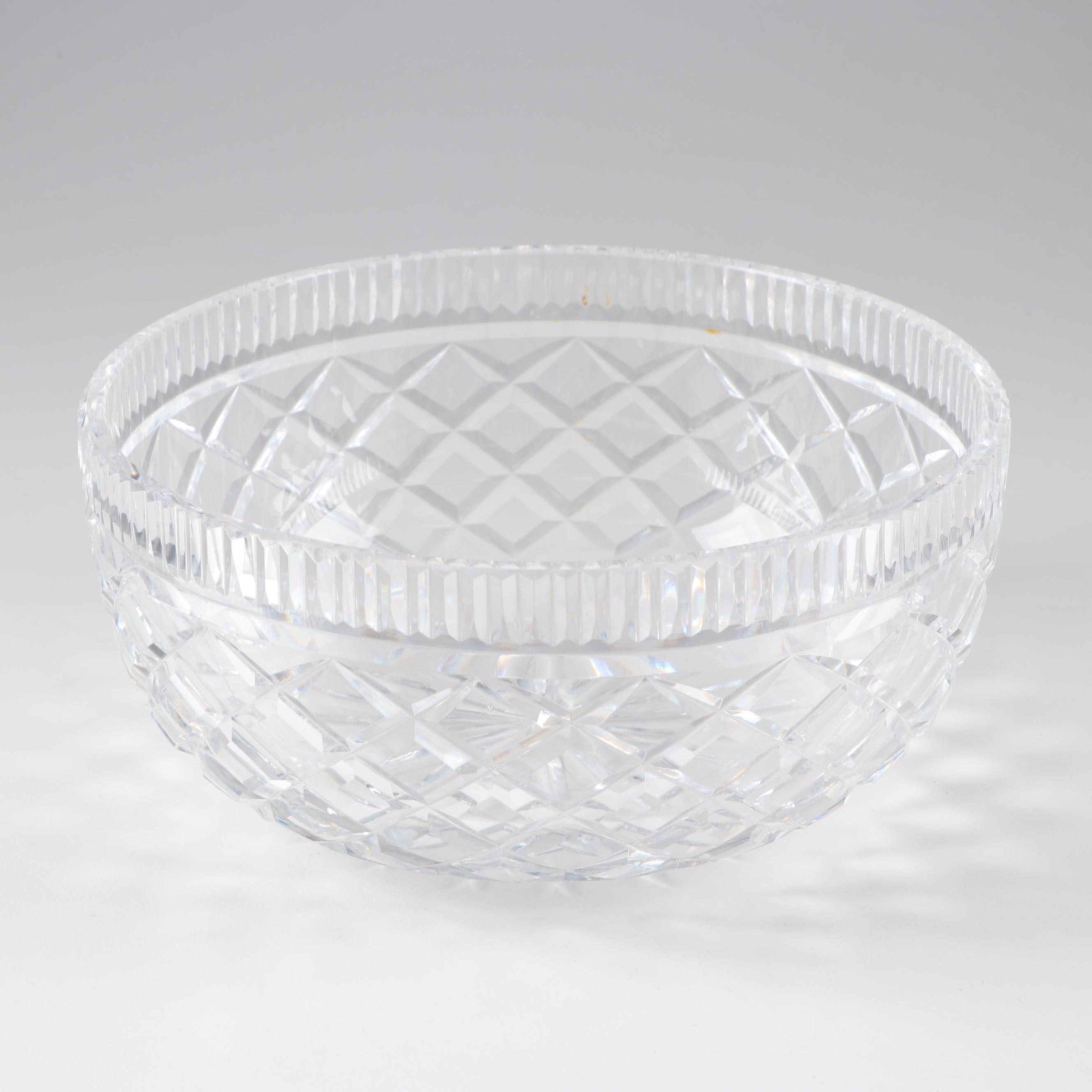 Waterford Crystal Bowl