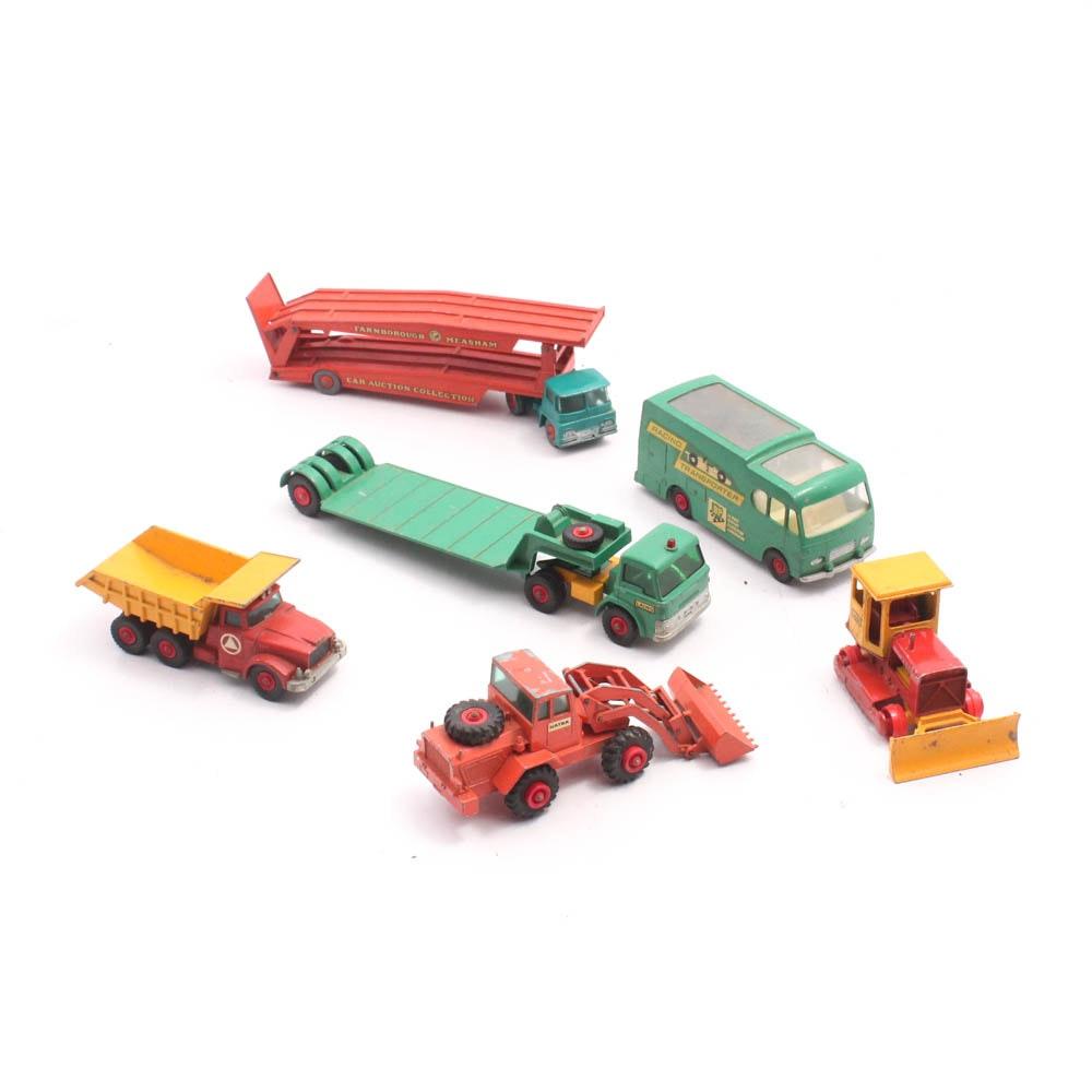 Lesney Matchbox Diecast Vehicles