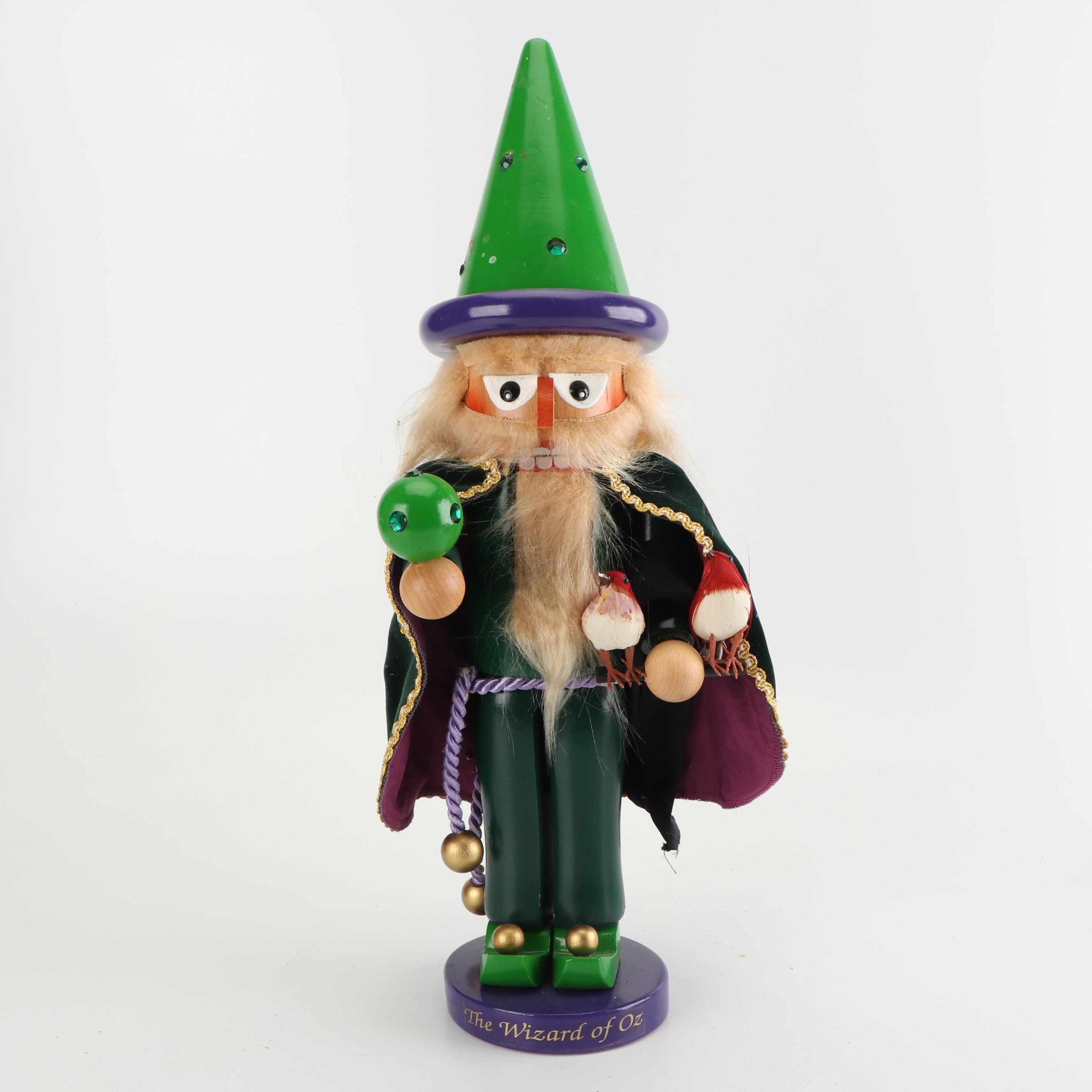 Steinbach Wizard of Oz Nutcracker
